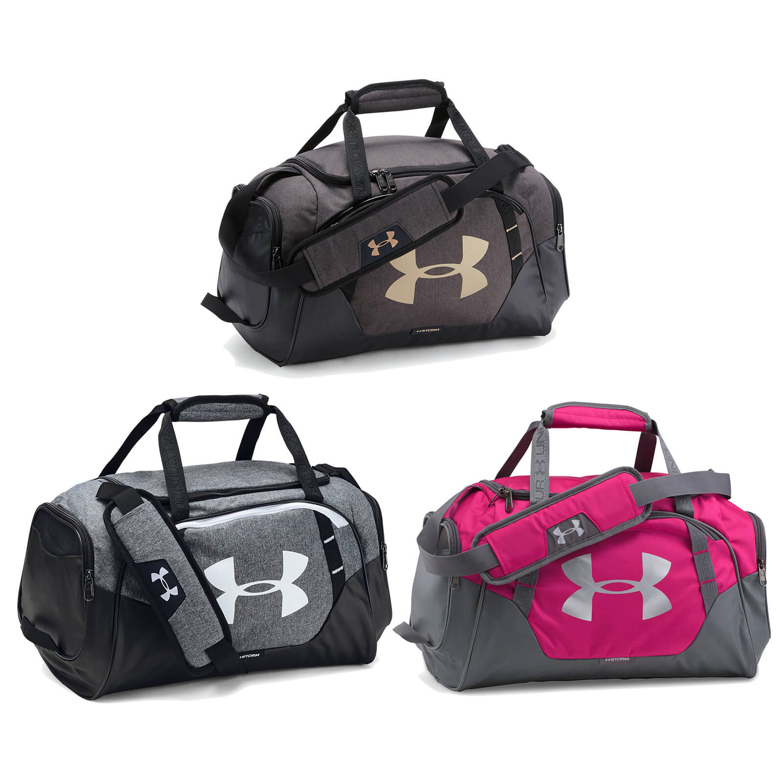 a96cb362cd1 Under Armour Undeniable 3.0 Duffle Bag - Extra Small | ProBikeKit UK