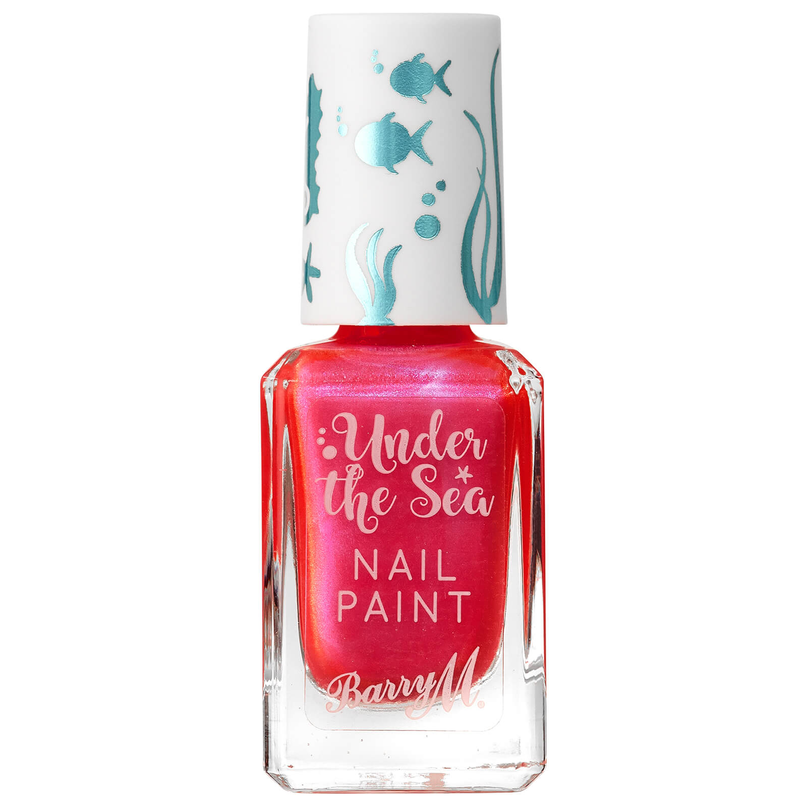 7ddd2269fef Barry M Cosmetics Under The Sea Nail Paint (Various Shades) | Free US  Shipping | lookfantastic