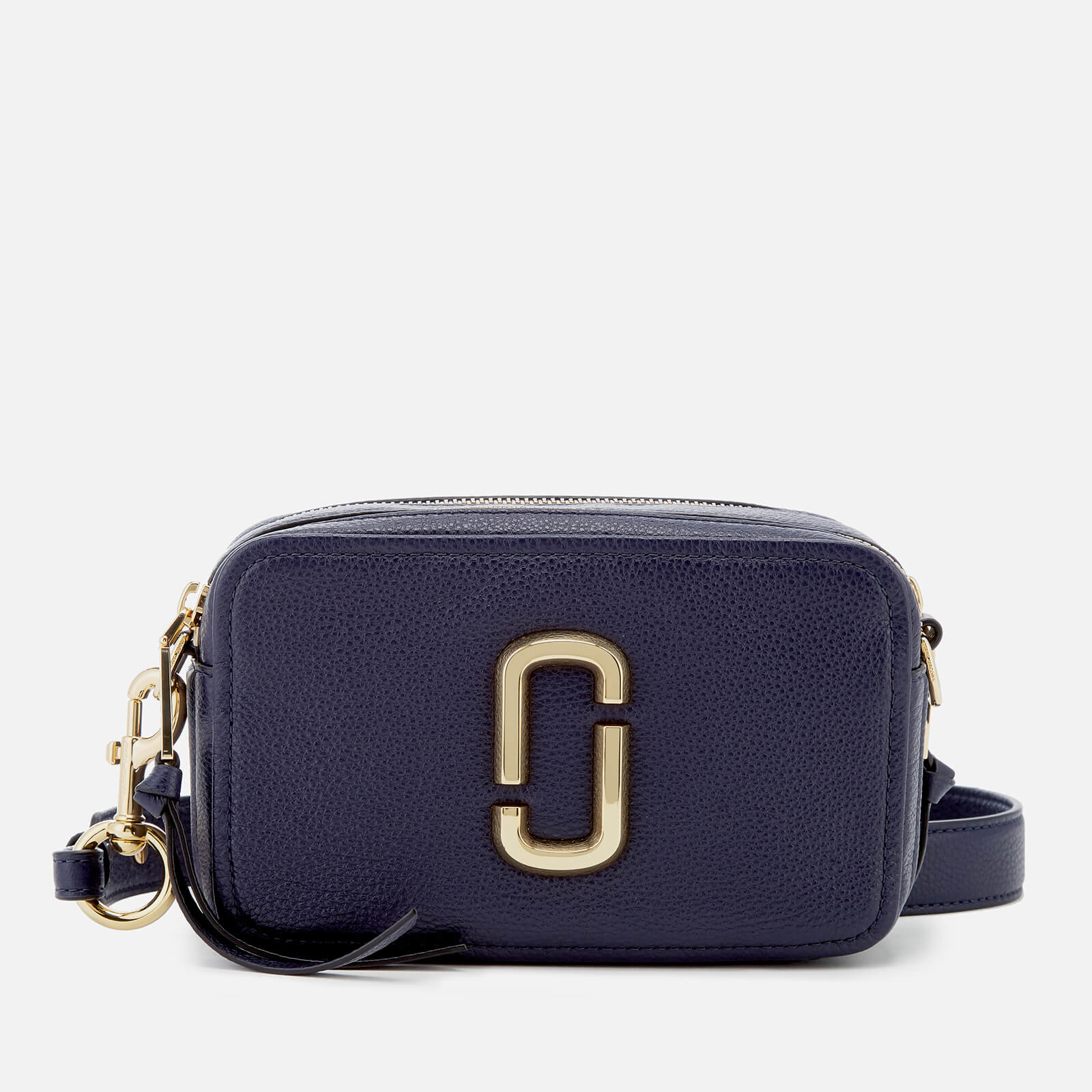 18e6dfe095a8 Marc Jacobs Women s The Softshot 21 Cross Body Bag - Navy - Free UK  Delivery over £50