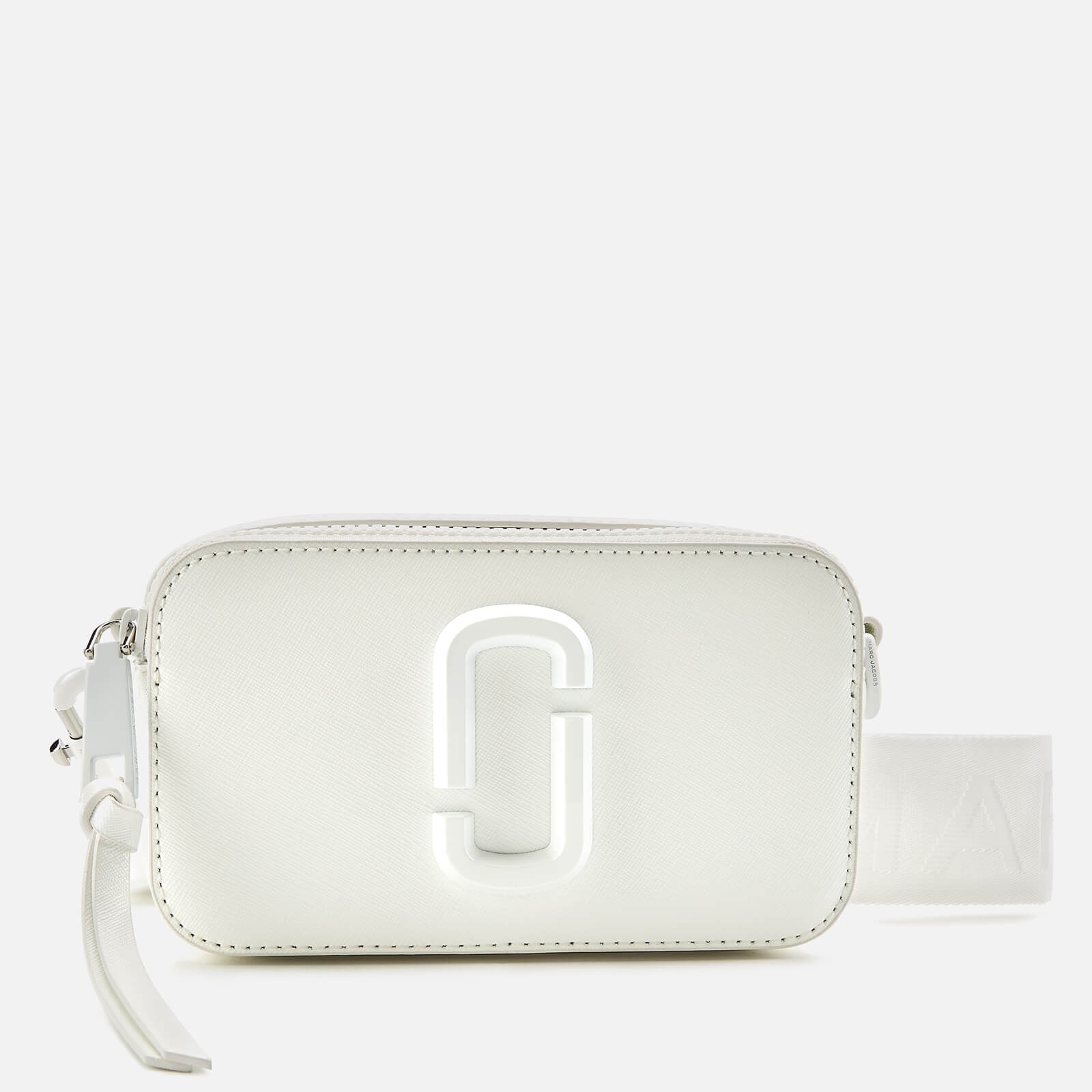 Marc Jacobs Women's Snapshot DTM Bag - Moon White