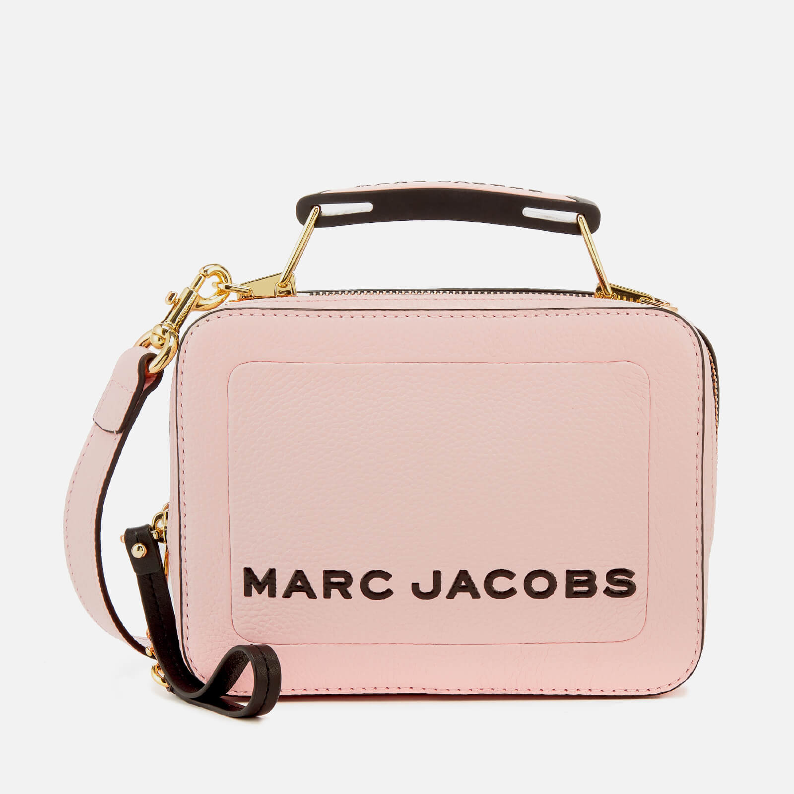 13f00914c22 Marc Jacobs Women's The Box 20 Cross Body Bag - Blush - Free UK Delivery  over £50