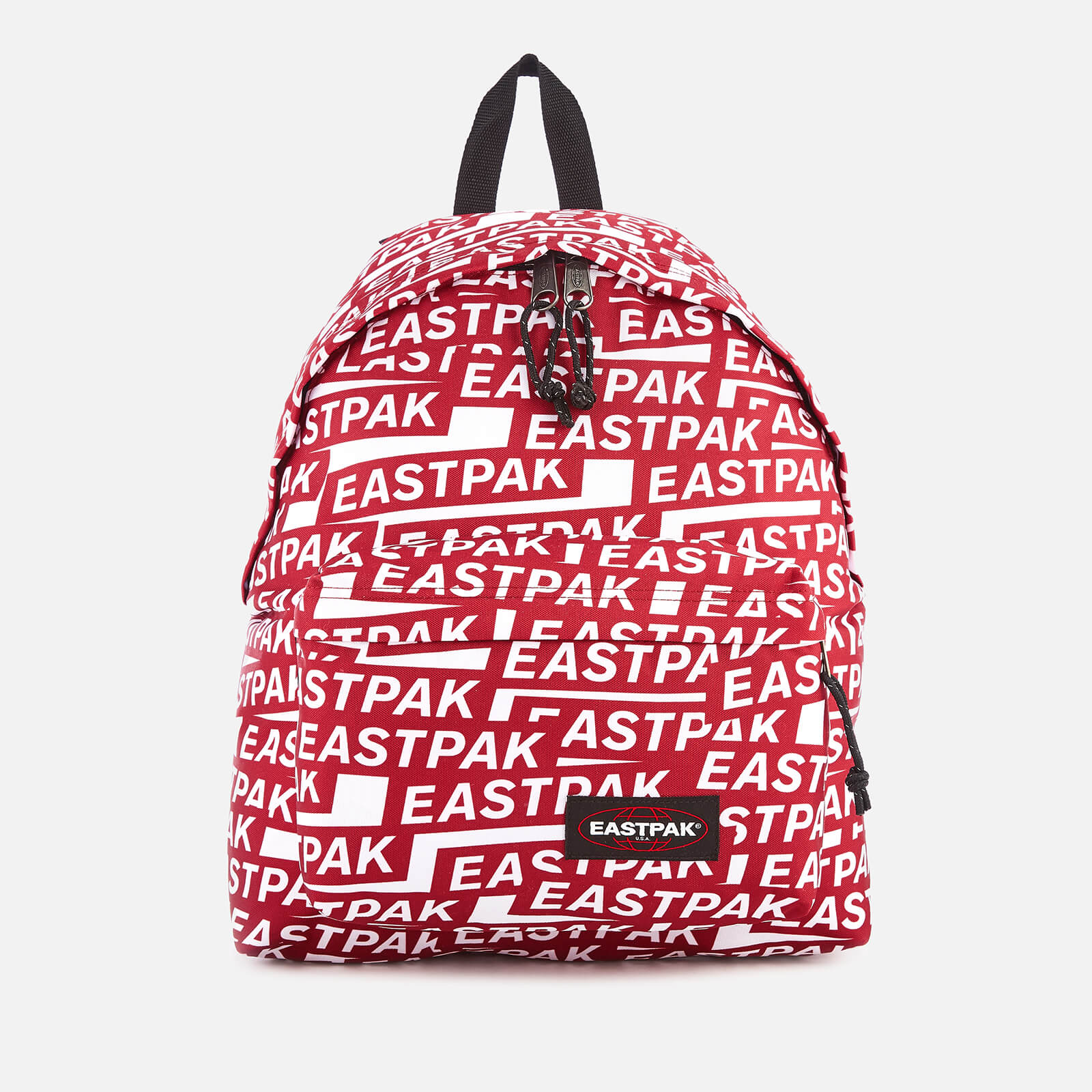 0d6a9f47f Eastpak Men s Padded Pak R Backpack - Chatty Sticker Mens Accessories