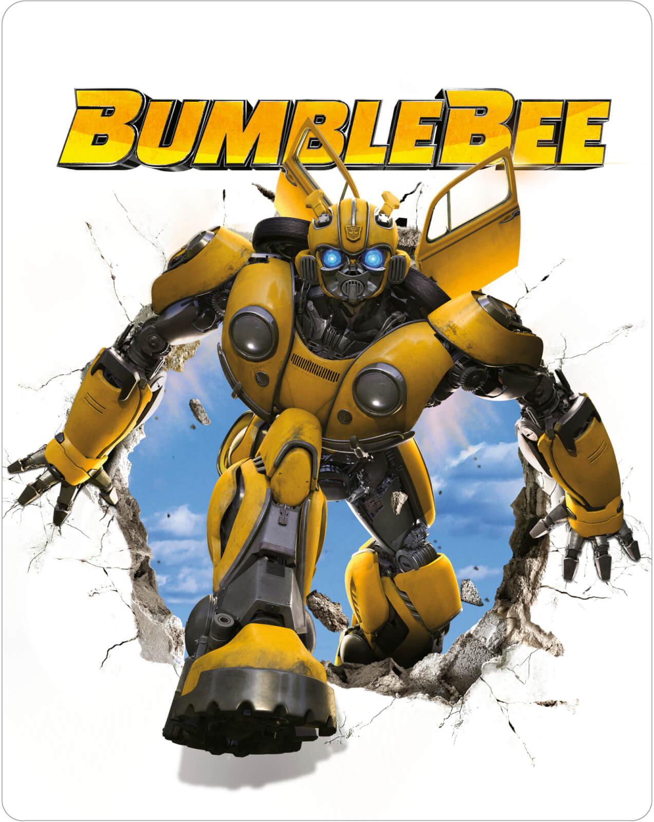 bumblebee zavvi exclusive blu ray steelbookBumblebee #8