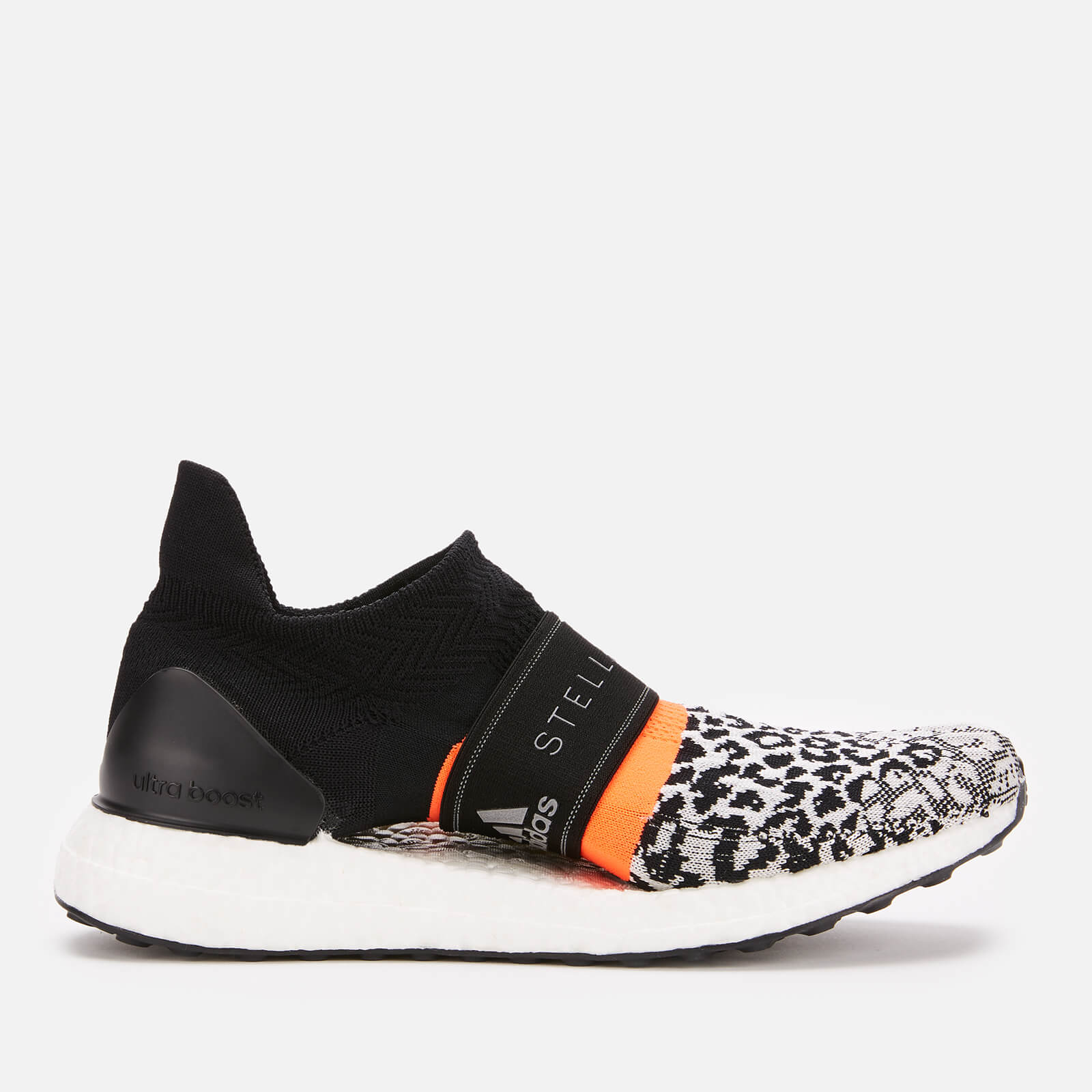 1c33c1c23 adidas by Stella McCartney Women s Ultraboost X 3D S Trainers - Core  Black C White Sol Red - Free UK Delivery over £50