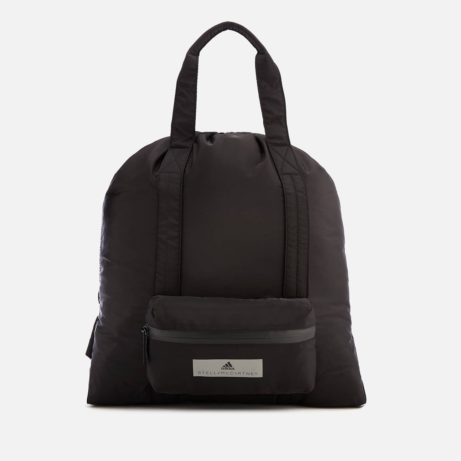 innovative design d35ac e3c8c adidas by Stella McCartney Women s Gym Sack Bag - Black Black - Free UK  Delivery over £50