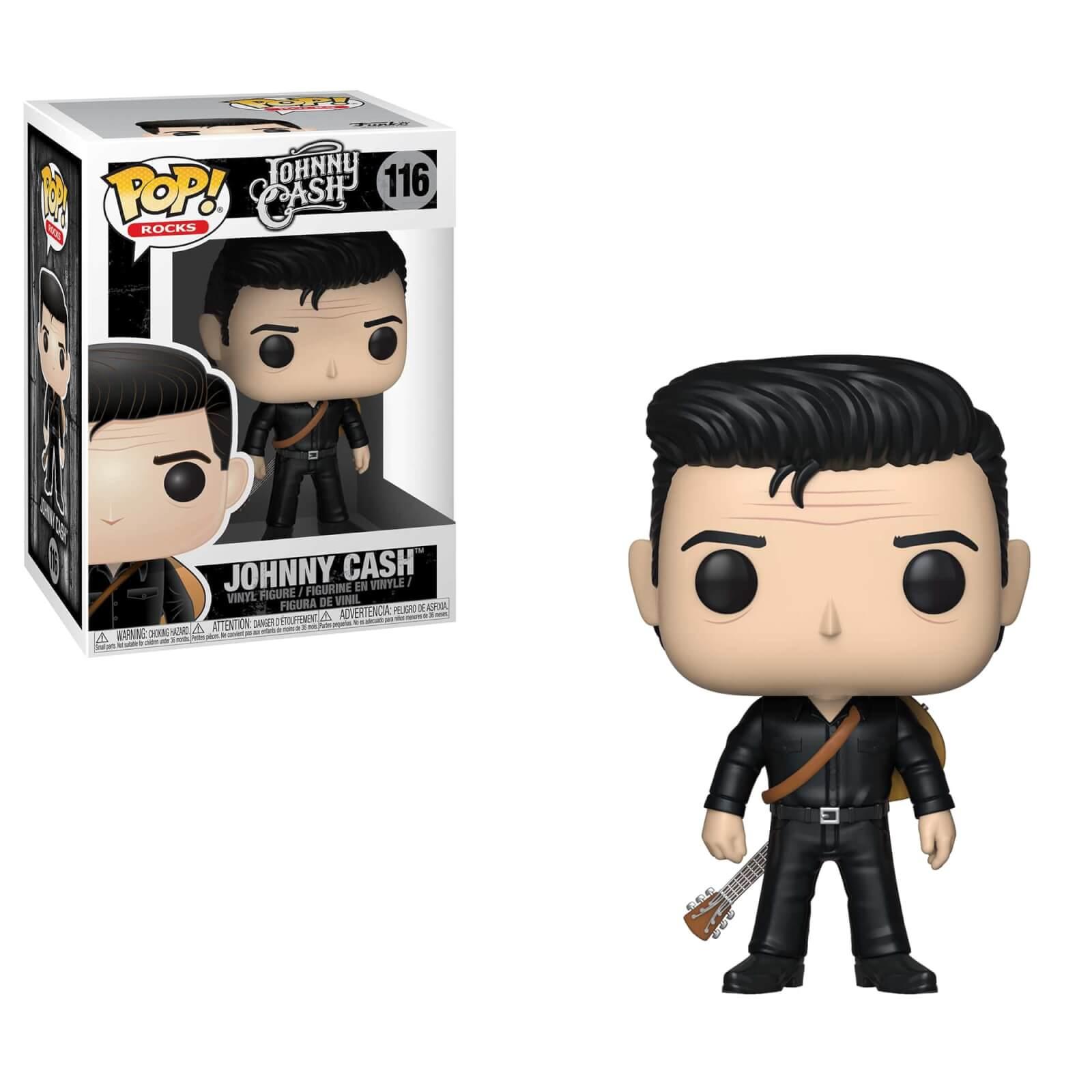 Vinyl--Johnny Cash Pop Vinyl Johnny Cash Pop