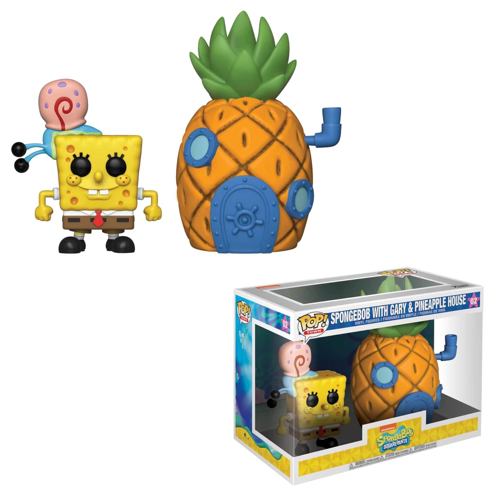 spongebob ananas