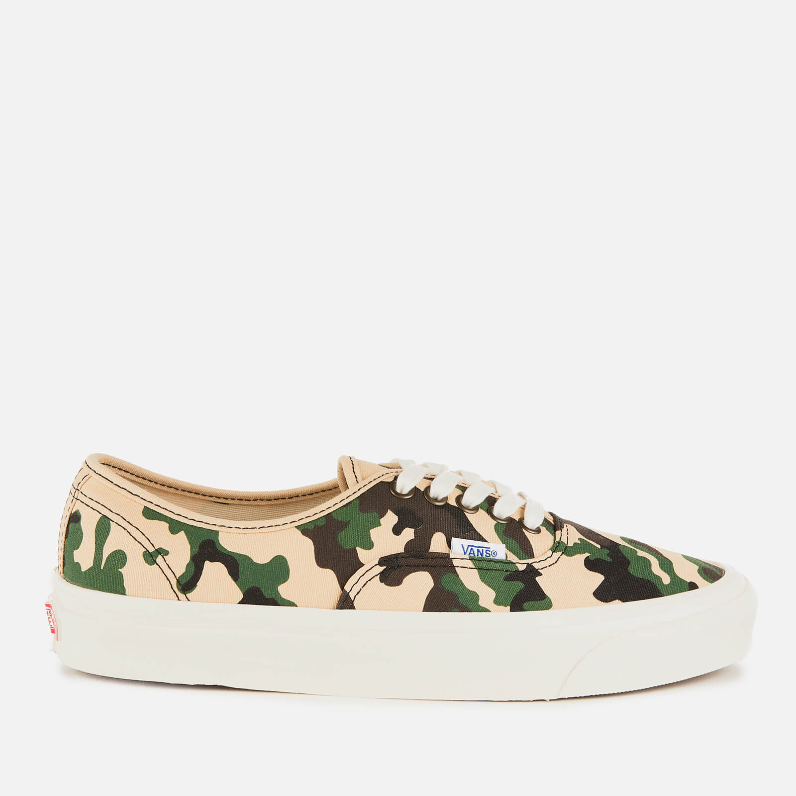 478b09f25d74f Vans Men's Anaheim Authentic 44 DX Trainers - Og Camo - Free UK Delivery  over £50
