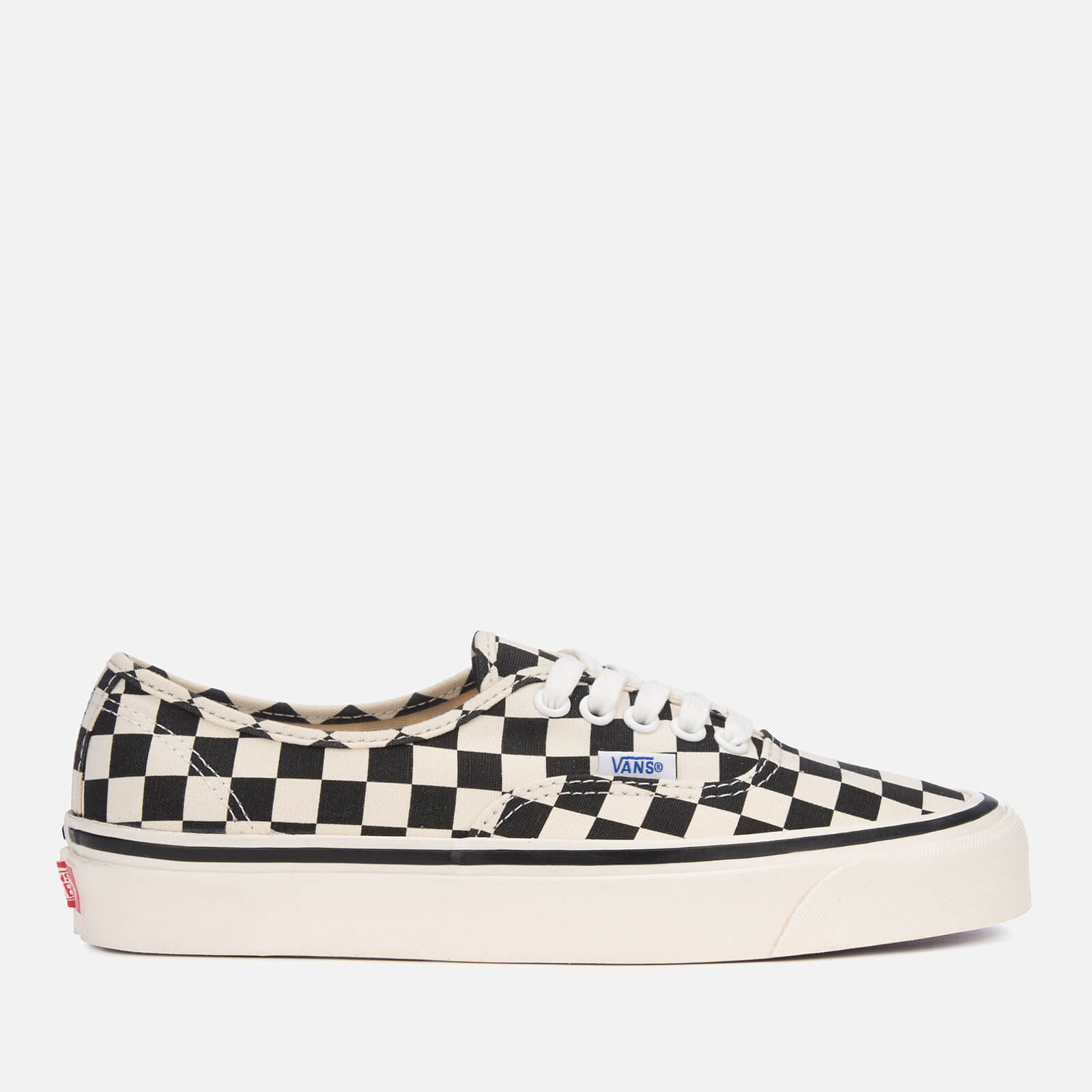 4047a750d285ee Vans Anaheim Authentic 44 Dx Trainers - Black Check - Free UK Delivery over  £50