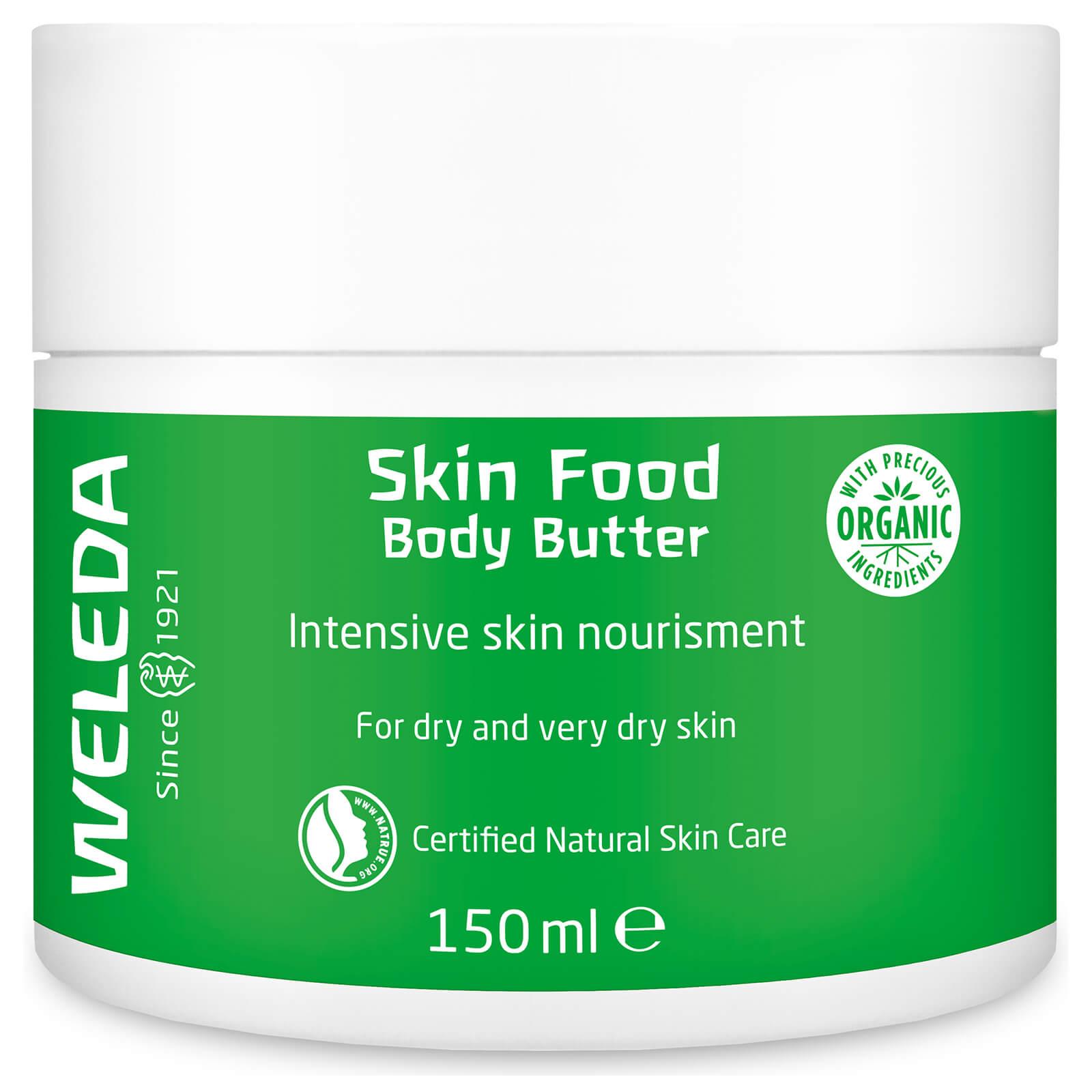 weleda skin products