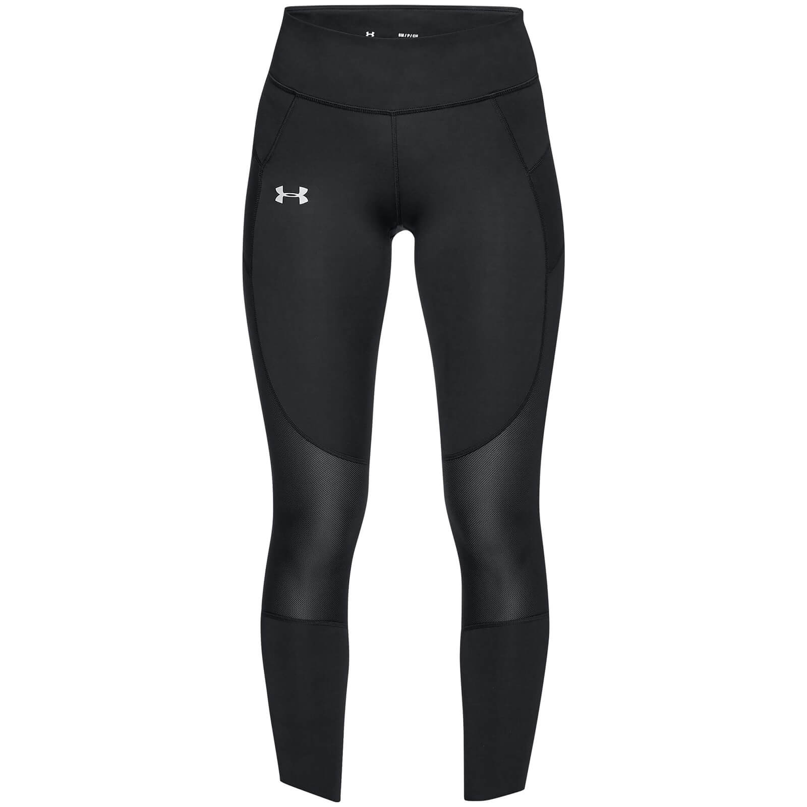 select for newest preview of latest collection Under Armour Women's Qualifier Speed Pocket Running Leggings - Black