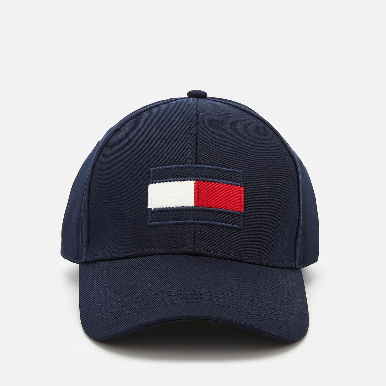 d1fbab0e65060 Tommy Hilfiger Men s Big Flag Cap - Tommy Navy Mens Accessories ...