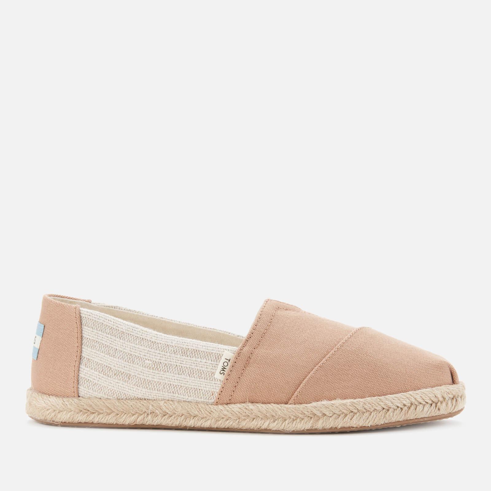 16f4916df99 TOMS Women s Alpargata Vegan University Slip-On Pumps - Honey Womens  Footwear
