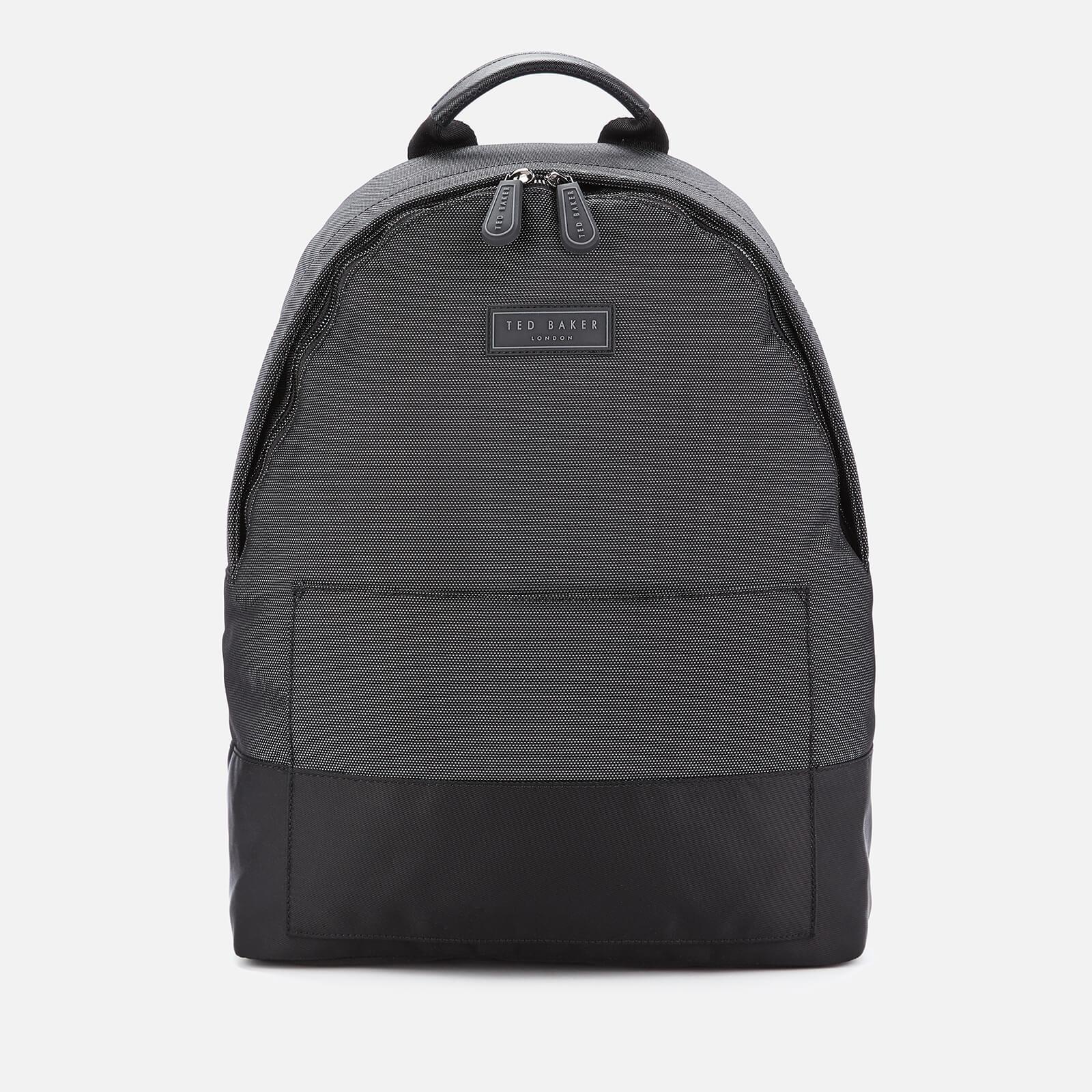 1ae5f65ec002 Ted Baker Men s Karat Nylon Backpack - Black Mens Accessories ...