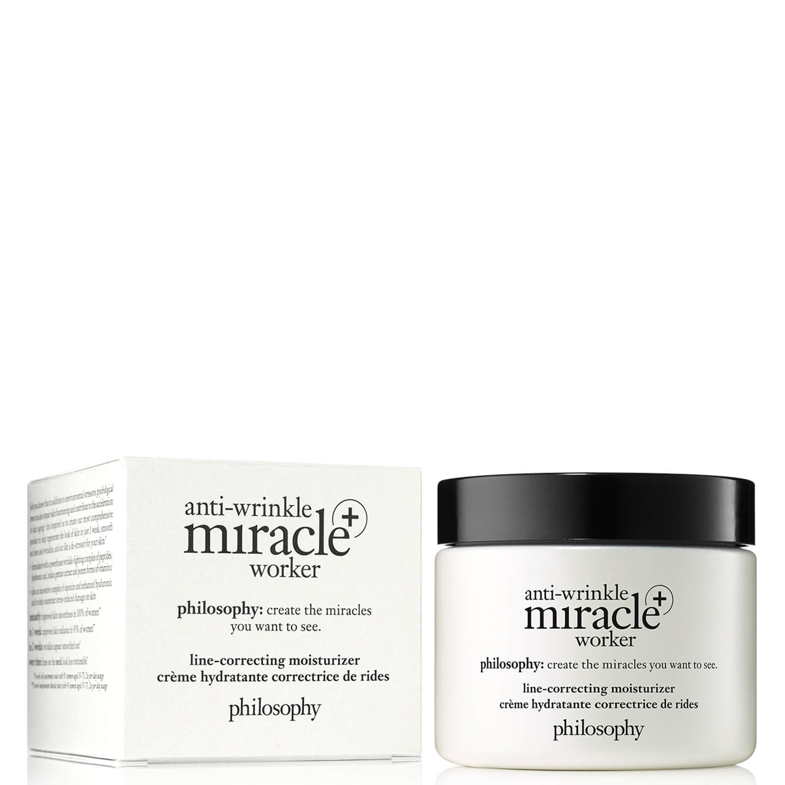 philosophy Anti-Wrinkle Miracle Worker Day Cream 60ml