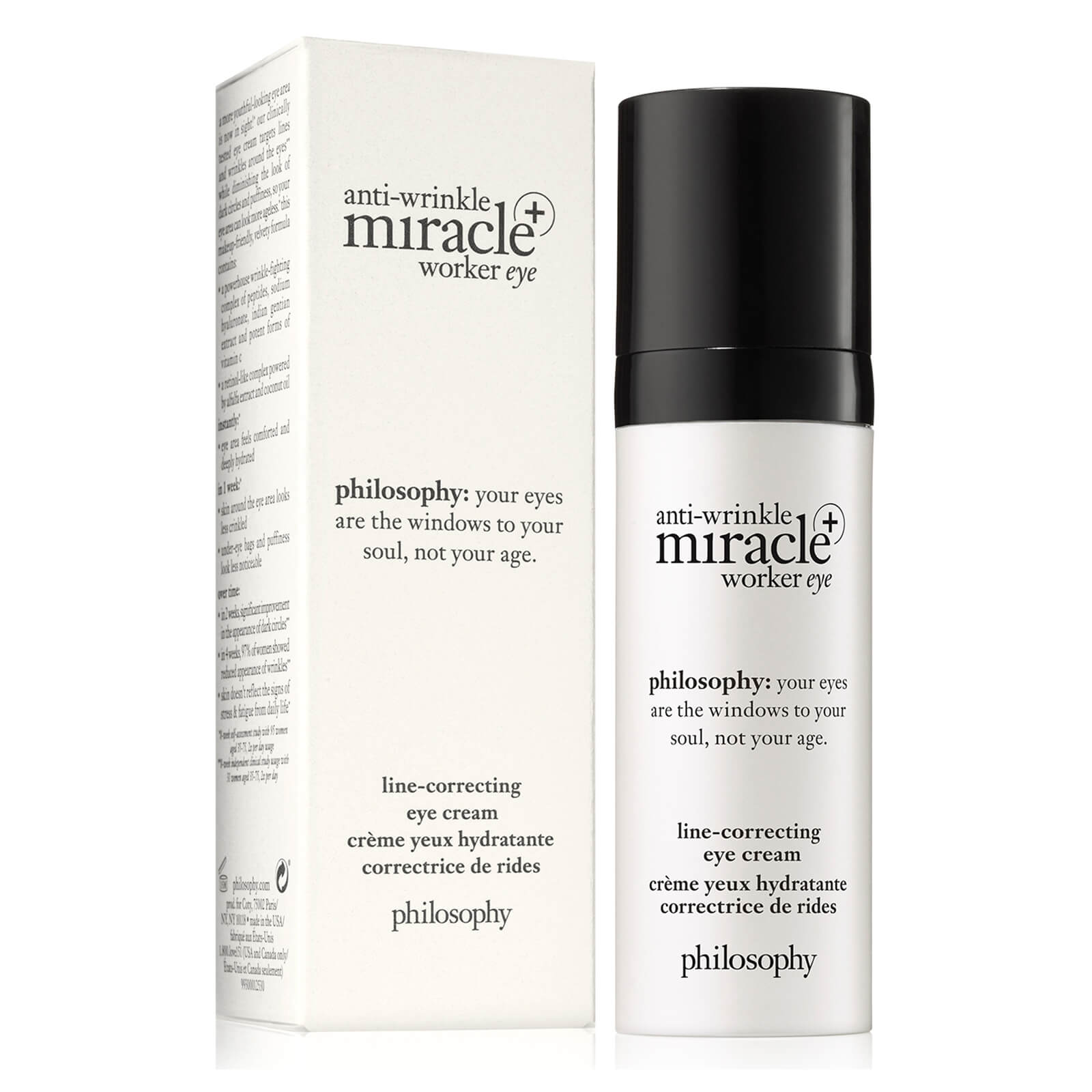 philosophy eye cream