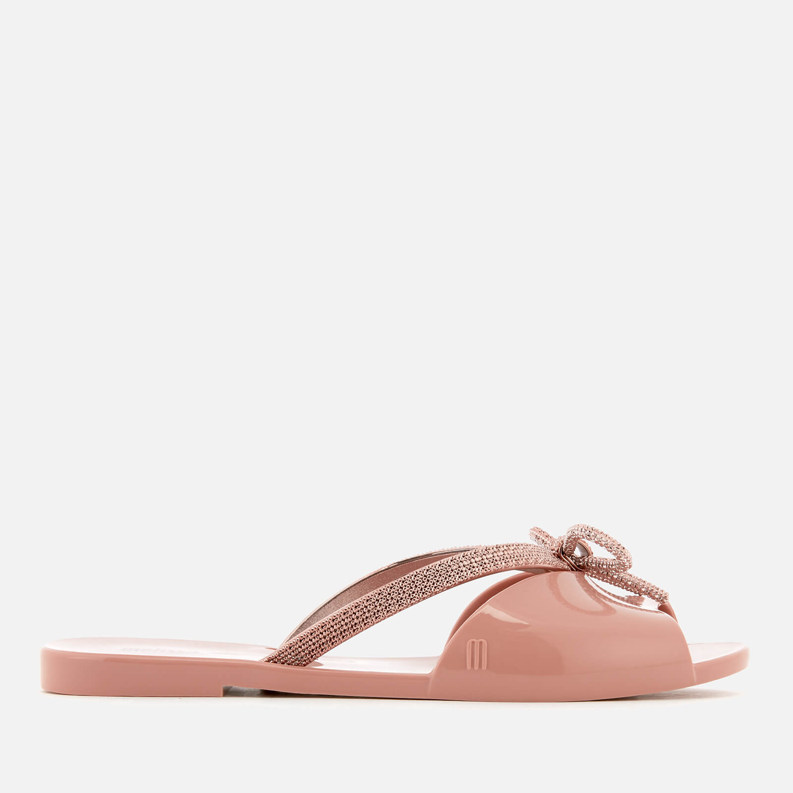 Melissa Women's Ela Glam Sandals - Blush - UK 3 - Pink