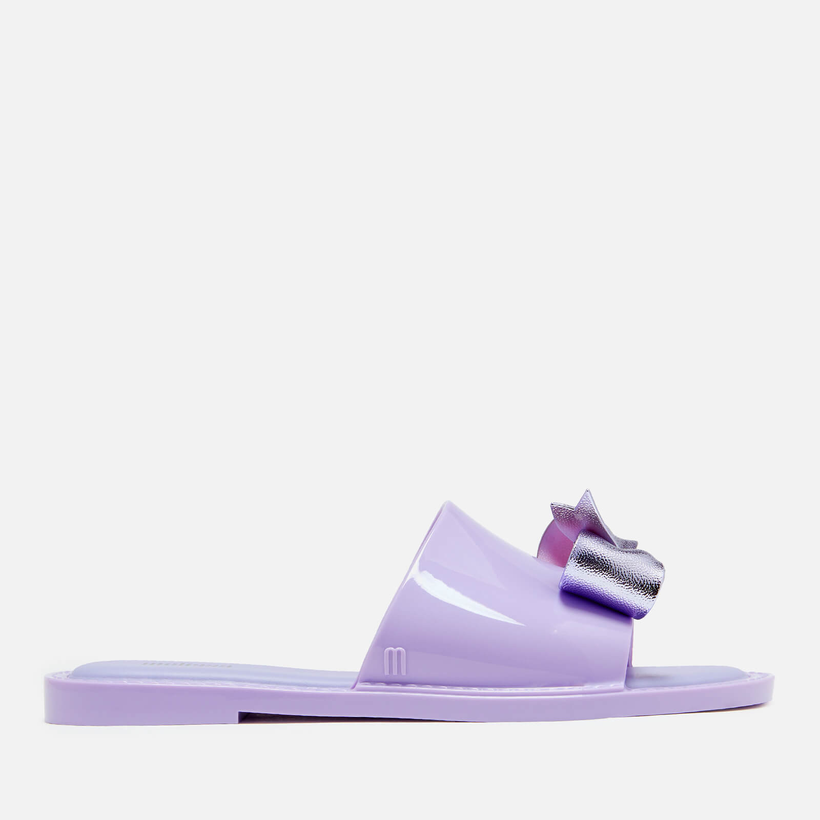 Melissa Women's Soul Dream Bow Sandals - Lilac - UK 6 - Purple