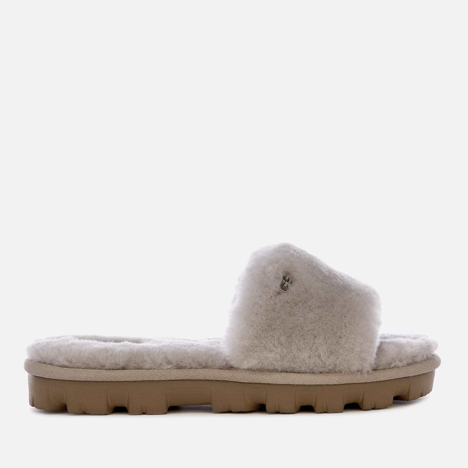 79dd1a5bf0e UGG Women s Cozette Slide Slippers - Oyster Clothing