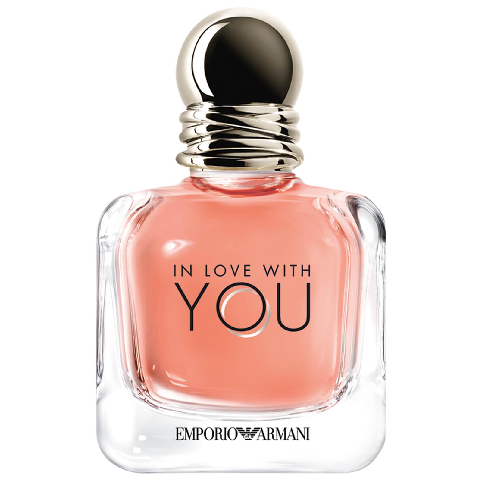 Emporio Armani In Love With You Eau De Parfum Various Sizes Free
