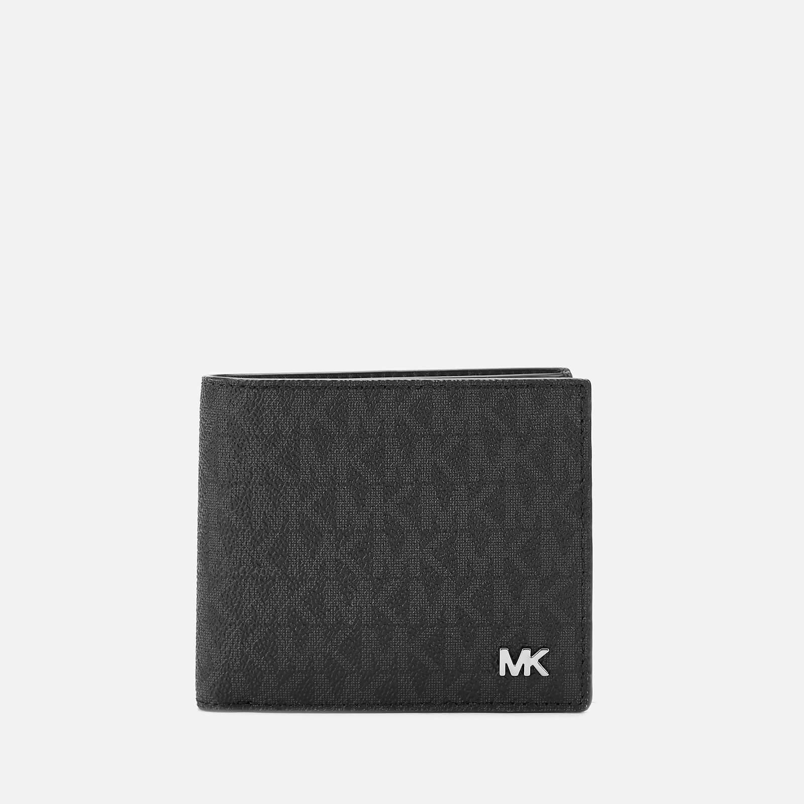 1c9df495e21d Michael Kors Men s Jet Set Billfold Wallet - Black Mens Accessories ...