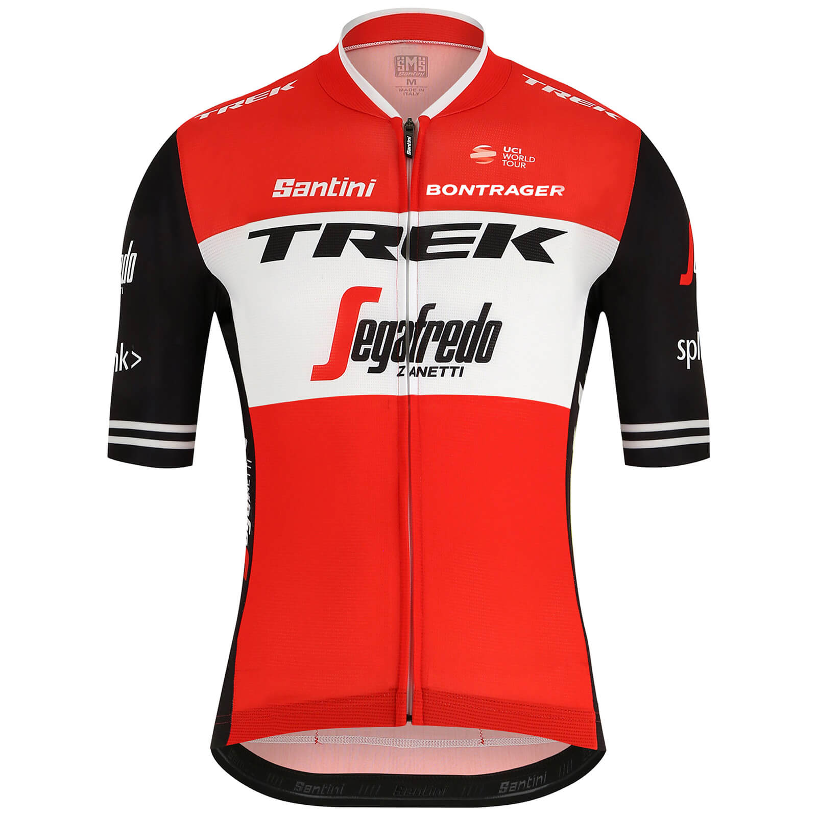 Santini Trek-Segafredo 2019 Pro Team Sleek 99 Race Jersey ... 262d39aa4