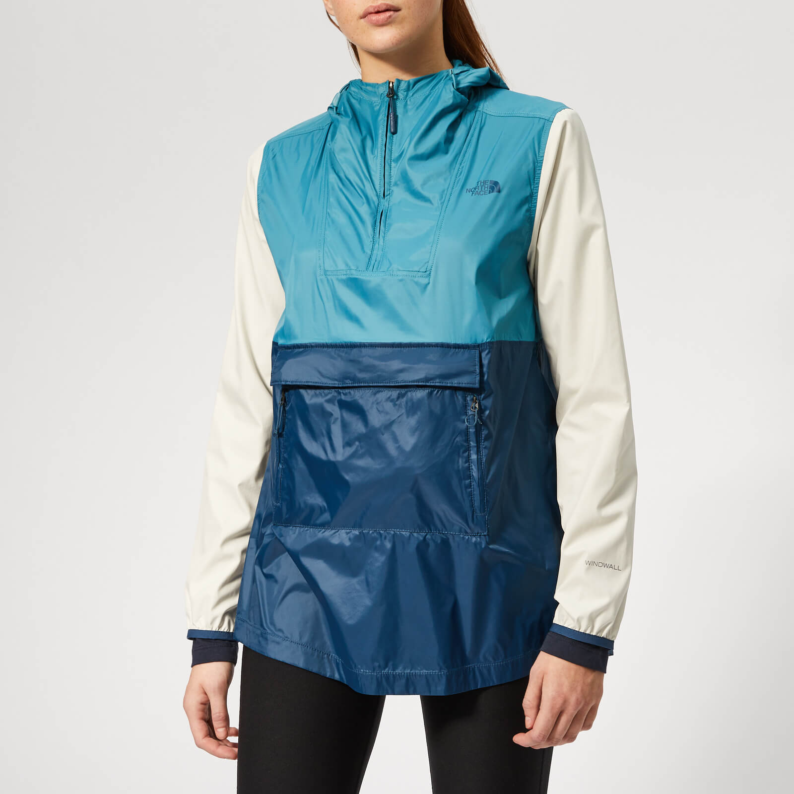 5cf8a112067 The North Face Women's Fanorak 2.0 Jacket - Storm Blue Multi Womens Clothing  | TheHut.com