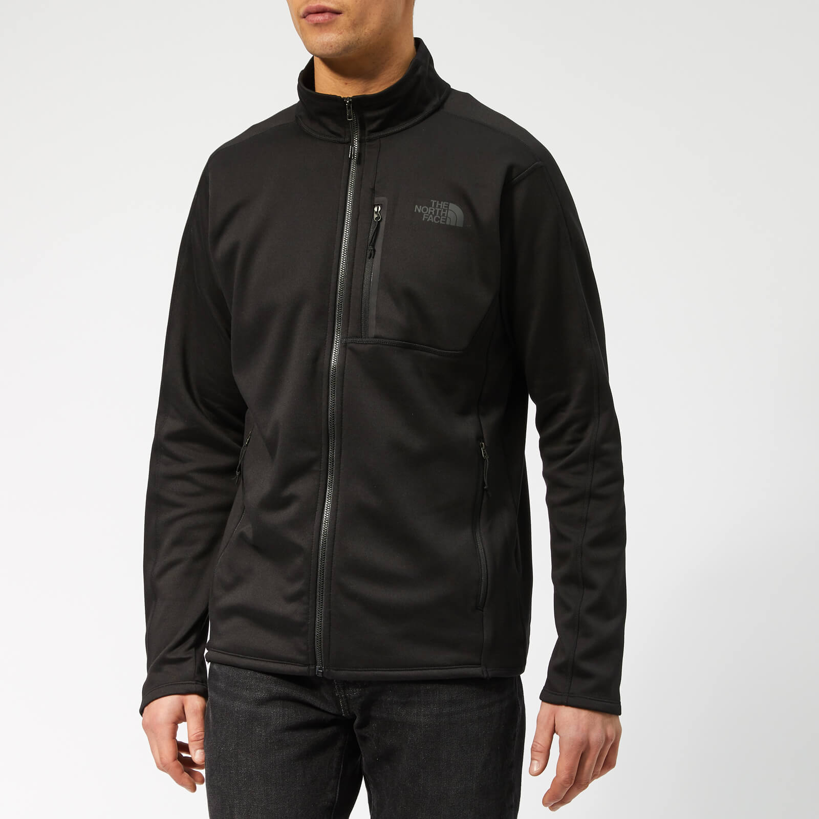 e7207ce46 The North Face Men's Canyonlands Full Zip Jacket - TNF Black