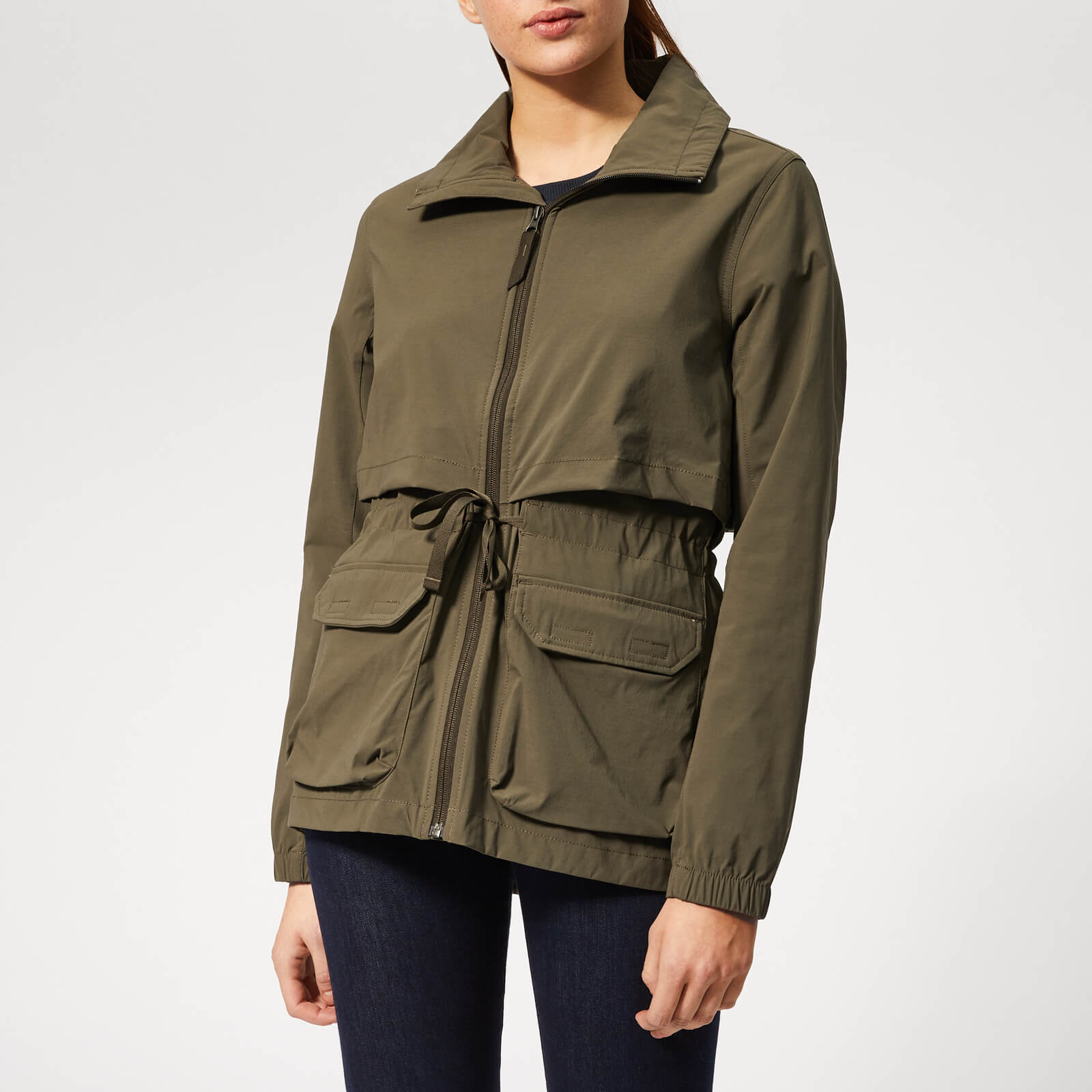 d2bb2a908 The North Face Women's Sightseer Jacket - New Taupe Green