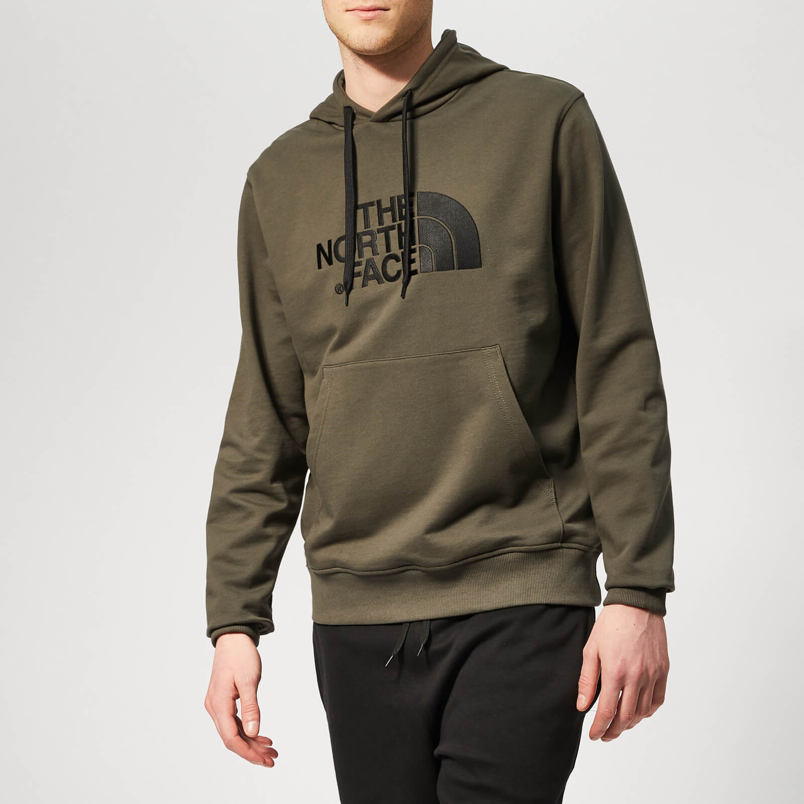 e549b97f5 The North Face Men's Light Drew Peak Pullover Hoody - New Taupe Green