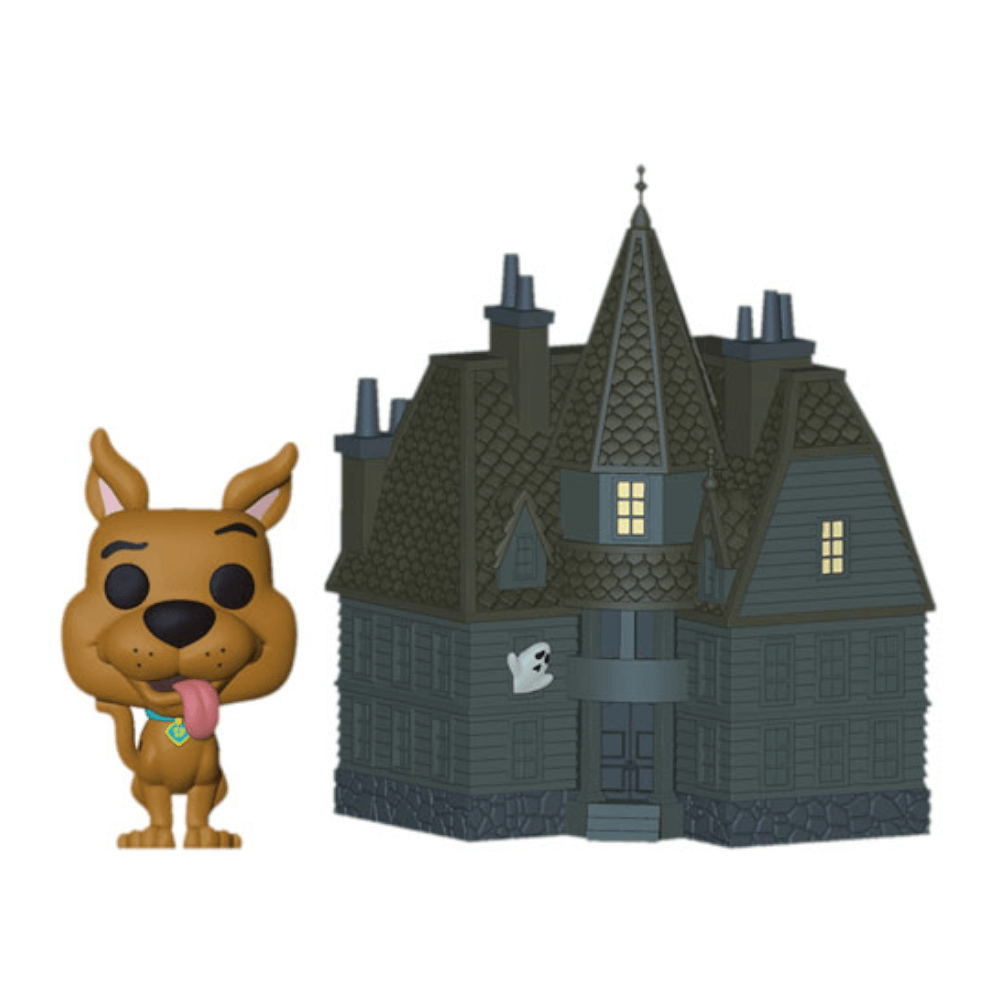 38d5bc3d7d Scooby-Doo Haunted Mansion Pop! Town