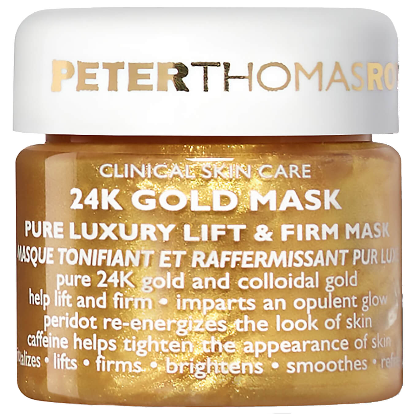 peter roth gold mask