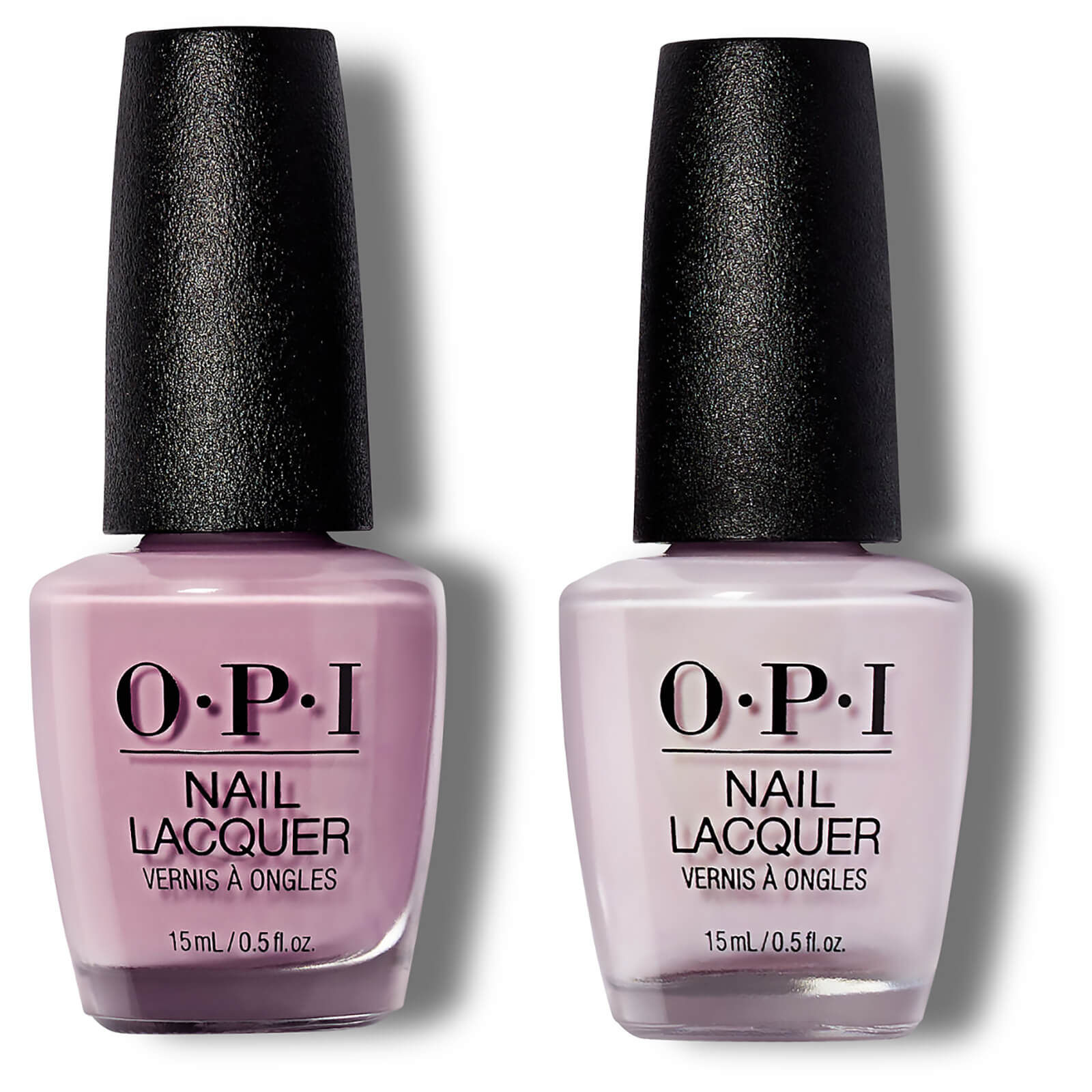 Opi Nail Lacquer -\'7 Wonders Of Opi\' & \'Frenchie Likes To Kiss ...