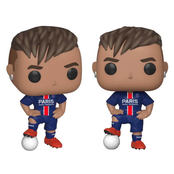 Paris Saint Germain Neymar Da Silva Santos Jr Ltf Pop Vinyl Figur