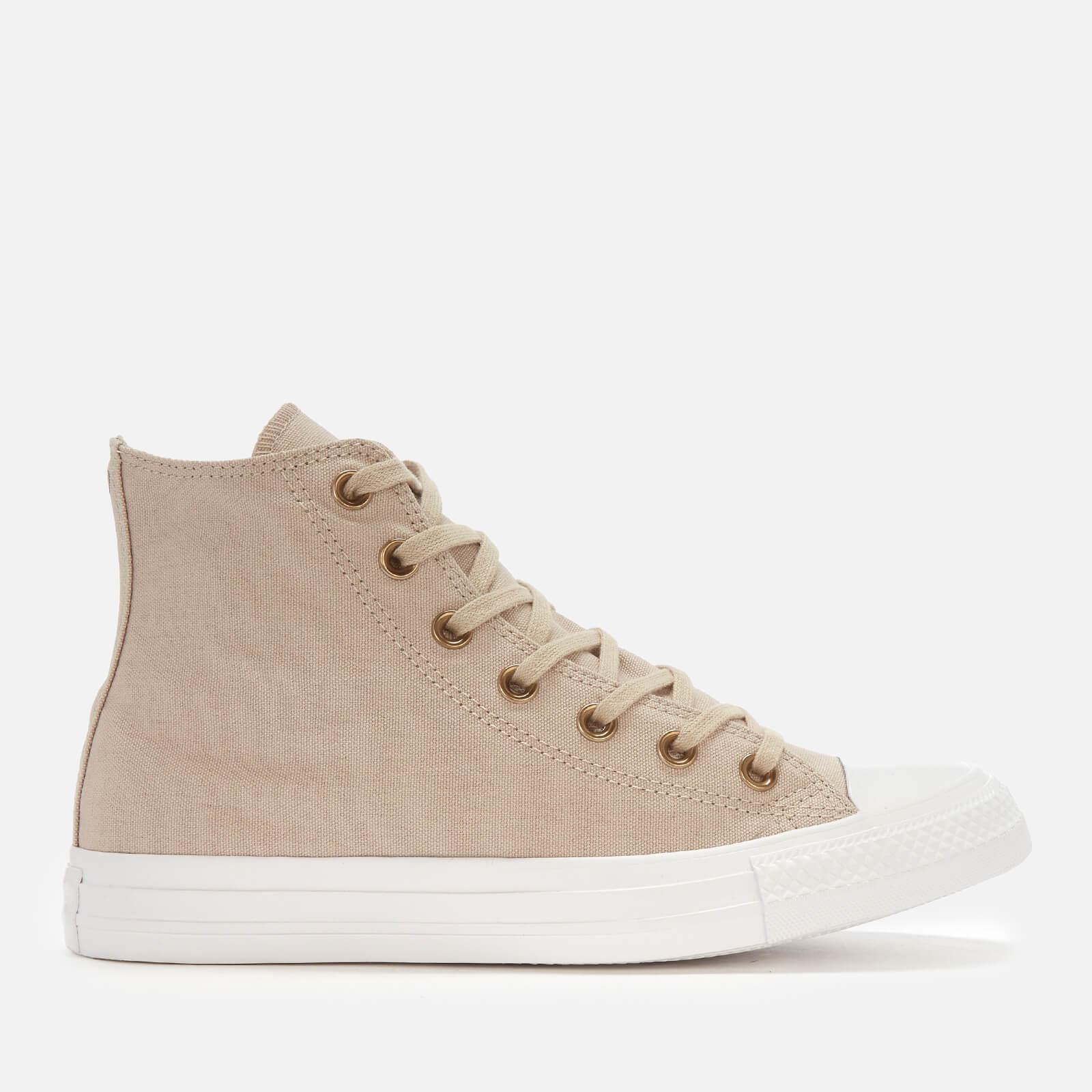 164727ce09da Converse Chuck Taylor All Star Hi-Top Trainers - Papyrus Black White Mens  Footwear