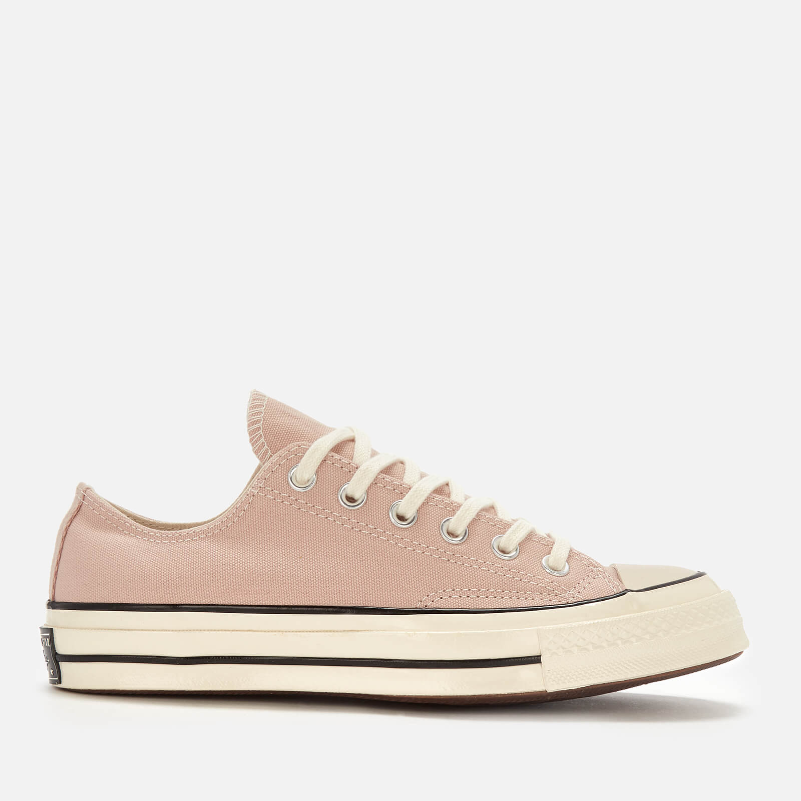 4ba8a5c08 Converse Chuck Taylor All Star 70 Ox Trainers - Particle Beige Black Egret  - Free UK Delivery over £50