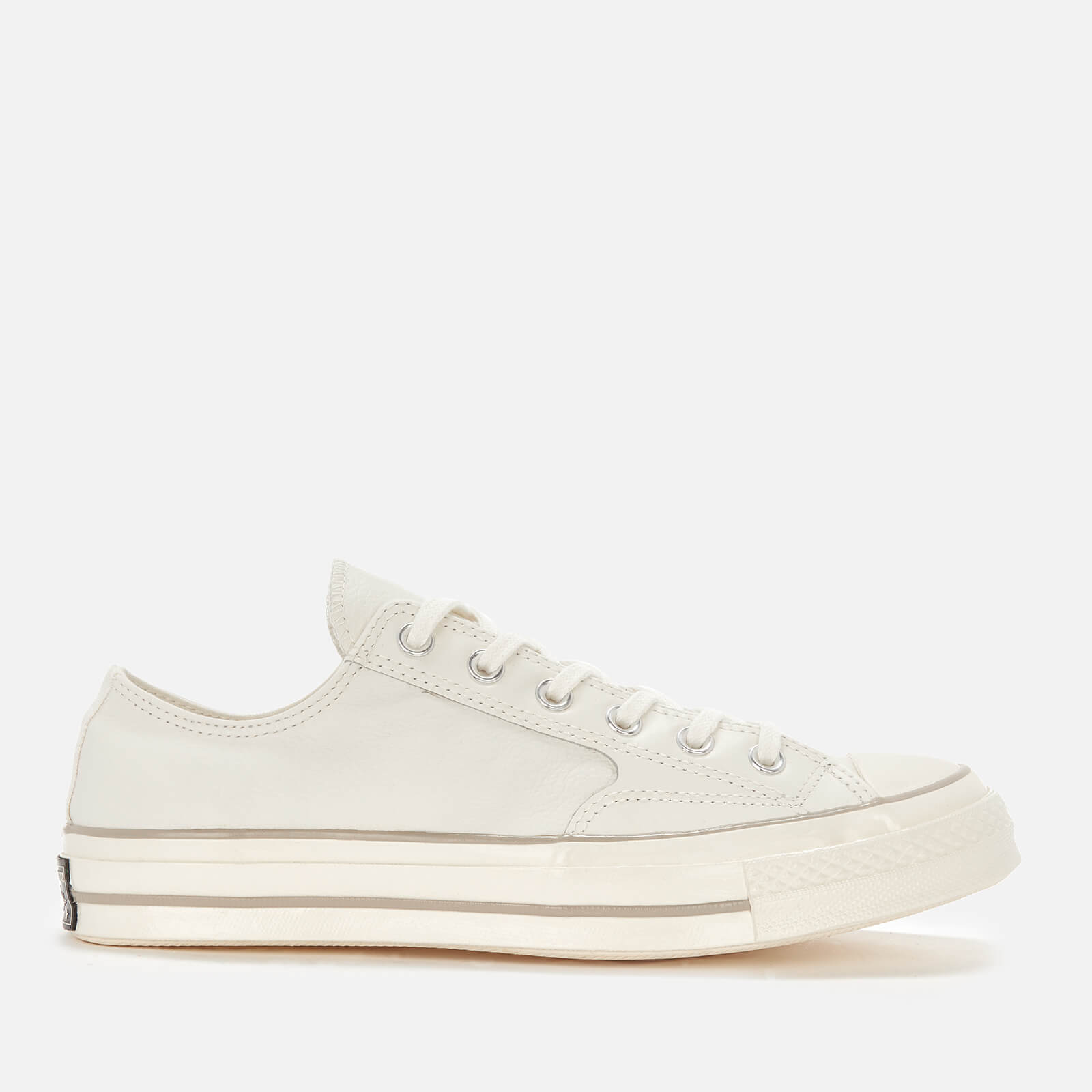 500c0e9b4314 Converse Men s Chuck Taylor All Star 70 Ox Trainers - Egret Papyrus - Free  UK Delivery over £50