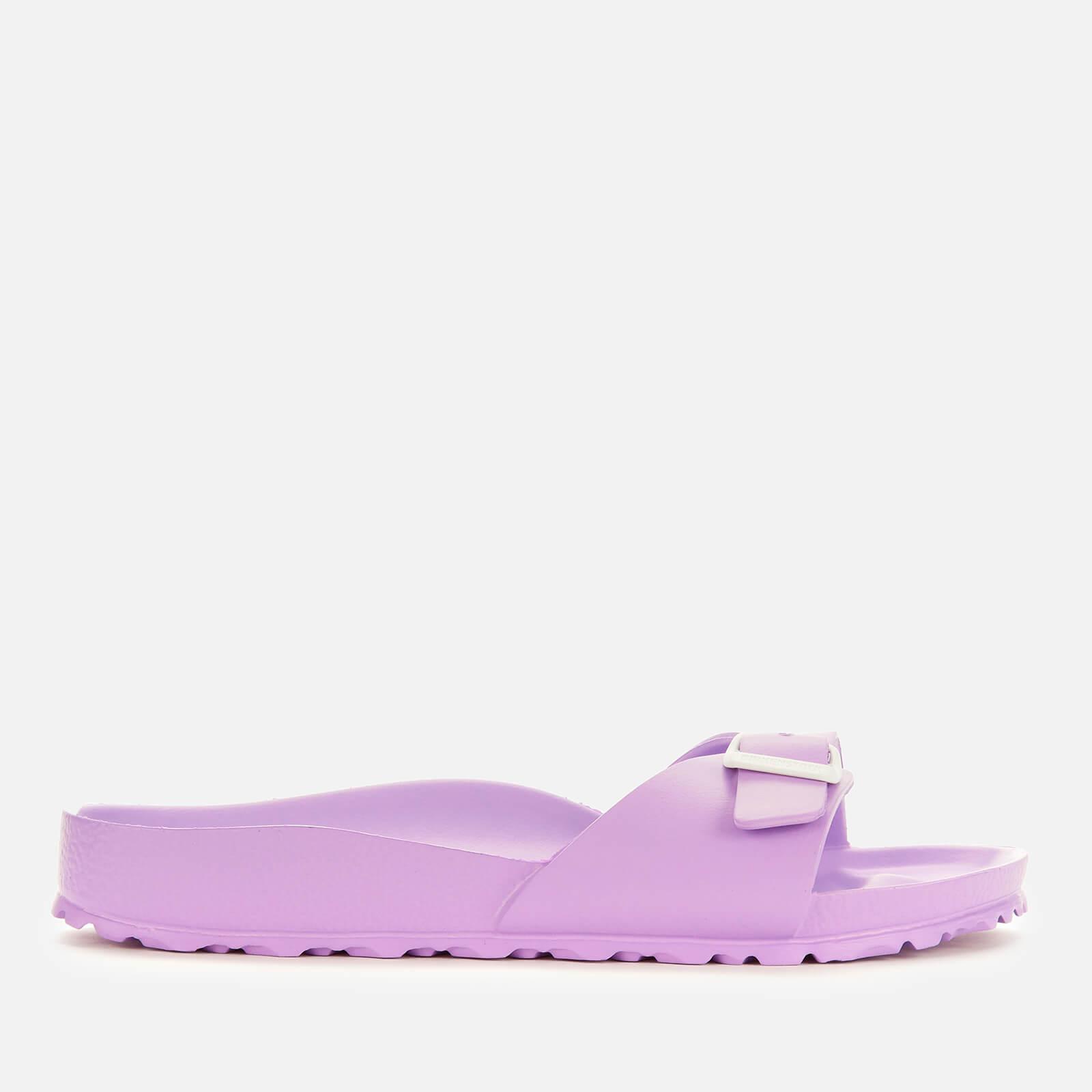 707e086c5 Birkenstock Women's Madrid EVA Single Strap Sandals - Lavender | FREE UK  Delivery | Allsole