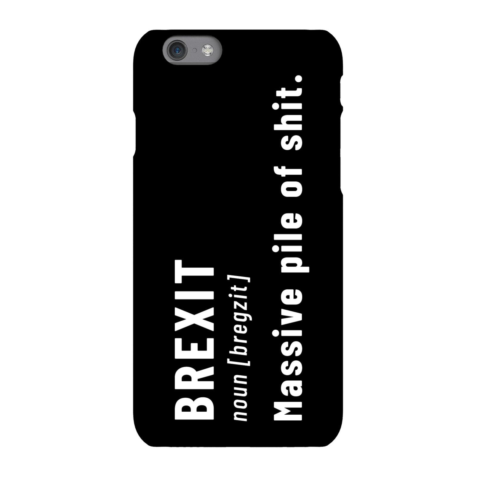 sale retailer 6a516 b9d75 Brexit. Massive Pile Of Sh*t Phone Case for iPhone and Android