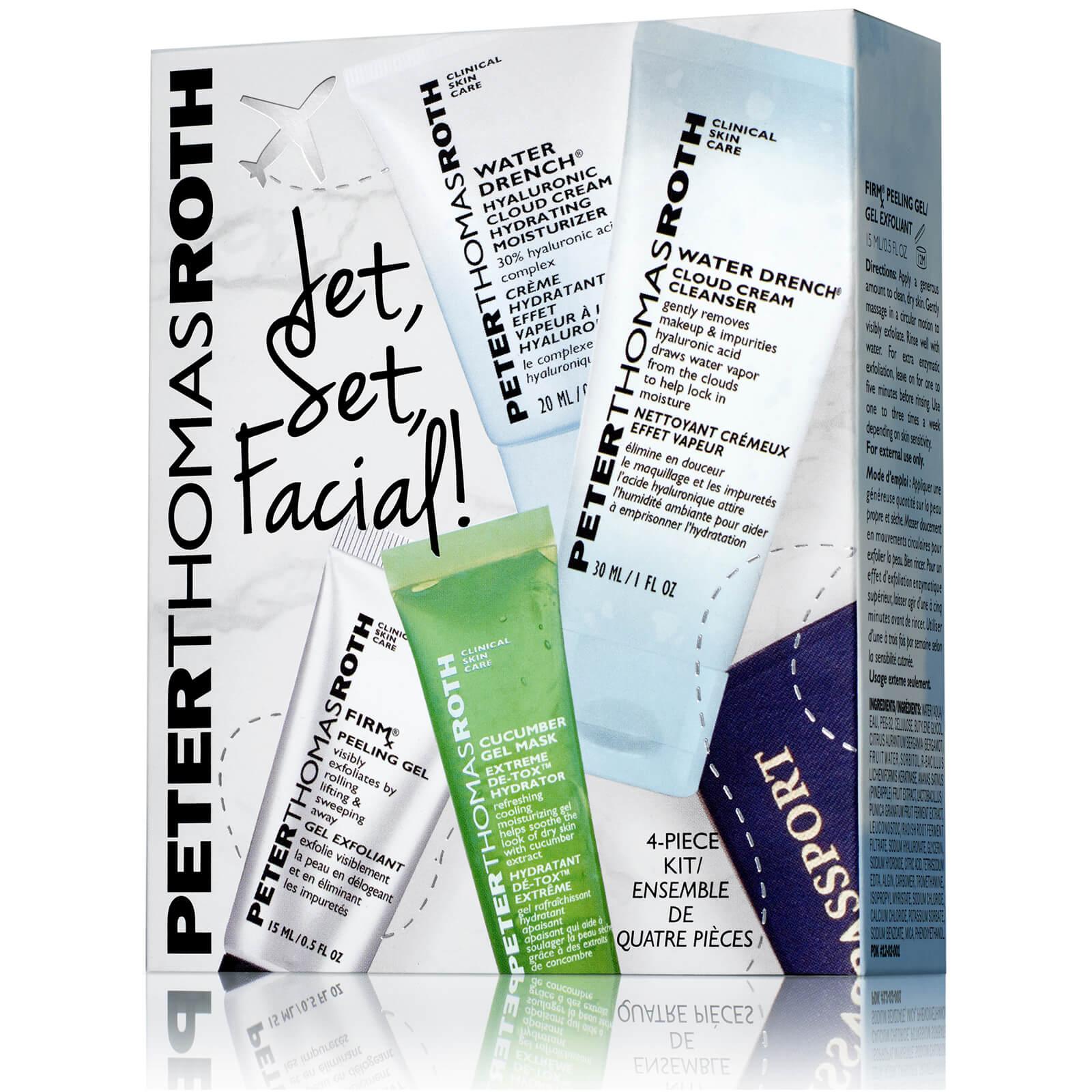 Peter Thomas Roth Jet Set Facial Kit (Worth £47 00)
