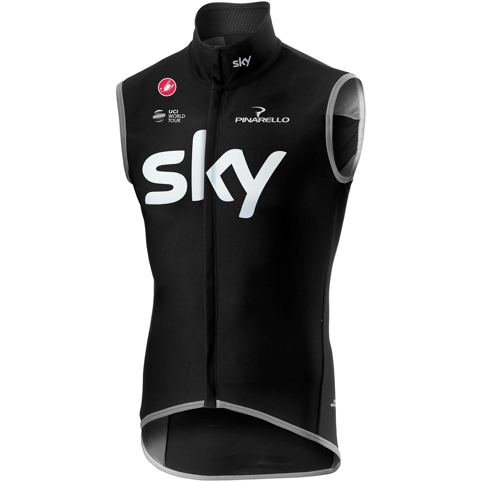 Team Sky Perfetto Vest - Black   Veste
