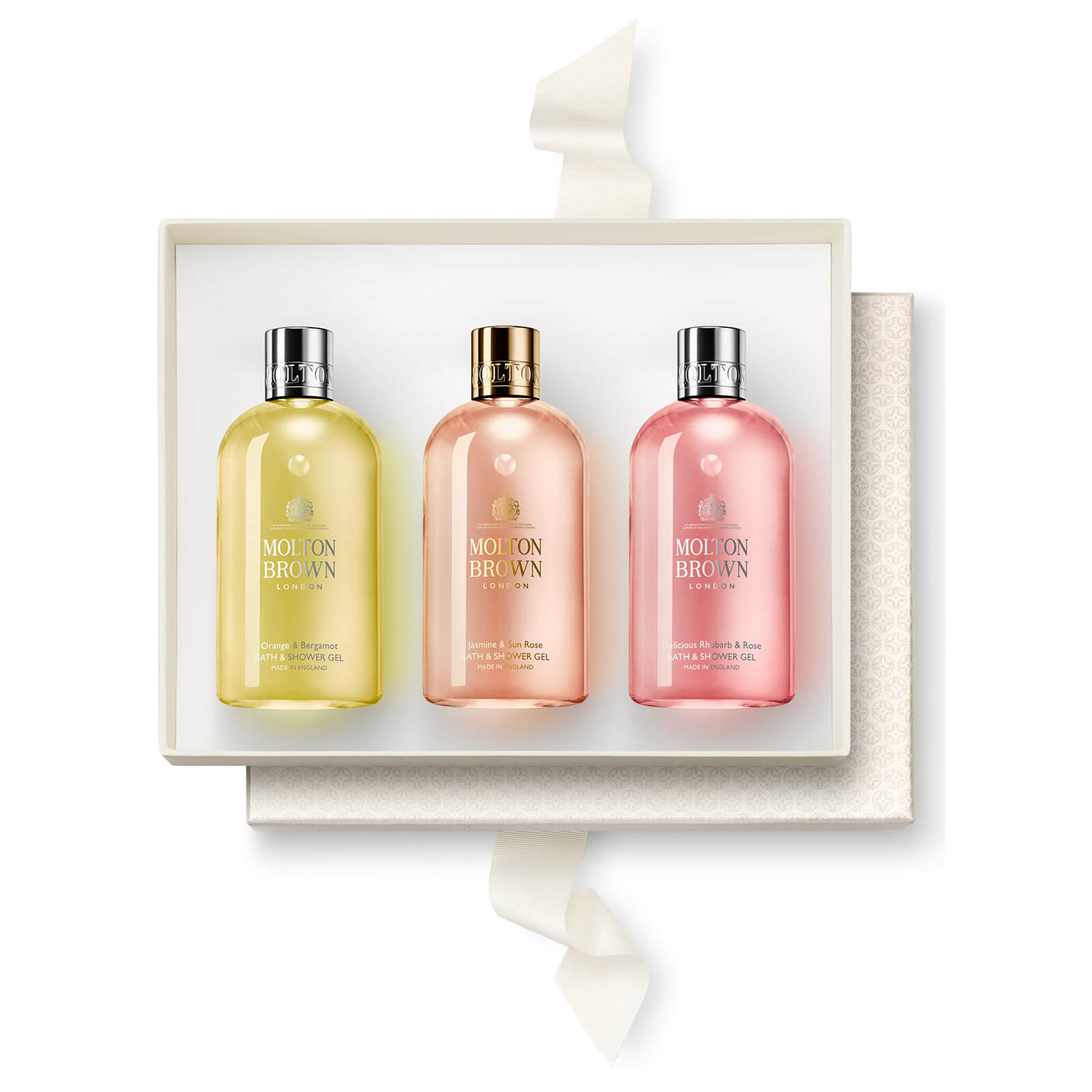 f560b309057b Molton Brown Perfectly Pampering Bathing Gift Set (Worth £66)