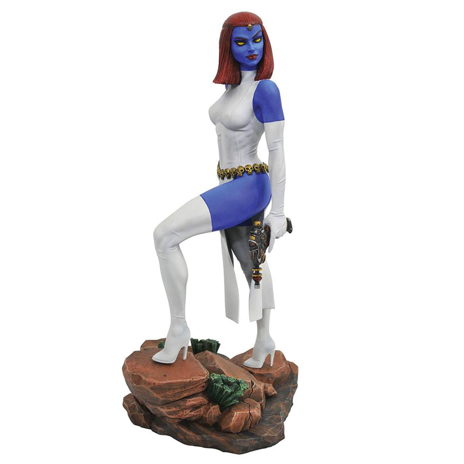 Diamond Comics Marvel Comic Premier Collection Statue Mystique 28 cm