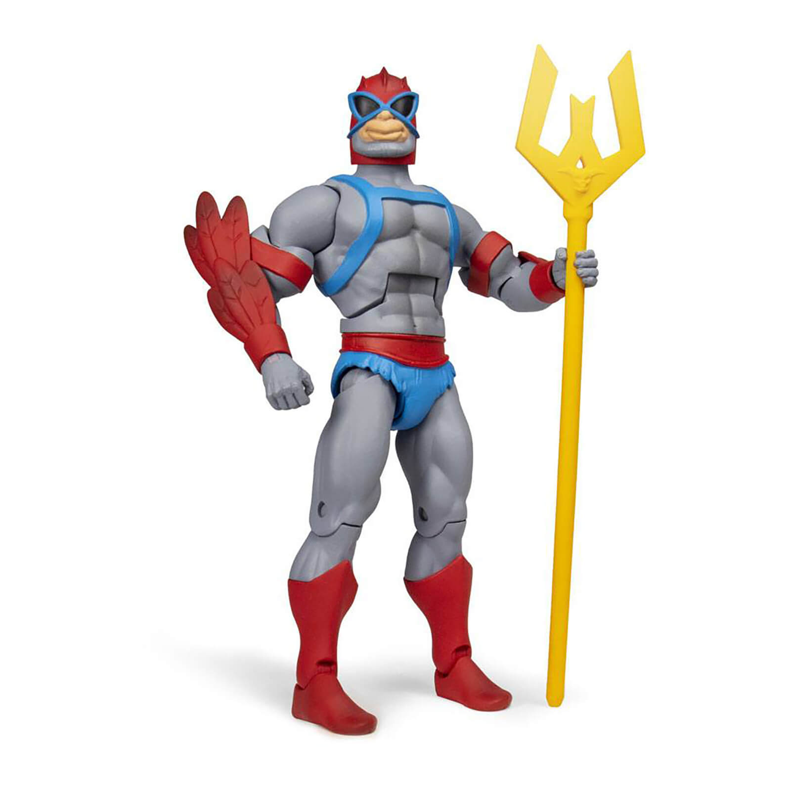 Masters of the Universe Classics Action Fig Club Grayskull Wave 3 Mantenna 18 cm