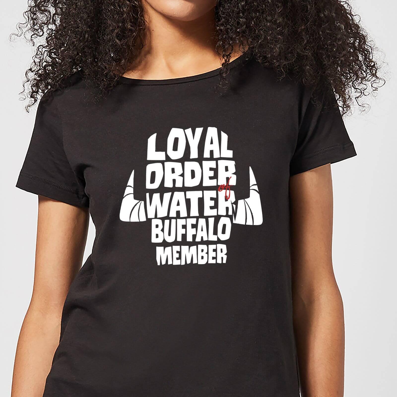 The Flintstones Loyal Order Of Water Buffalo Member Hoodie