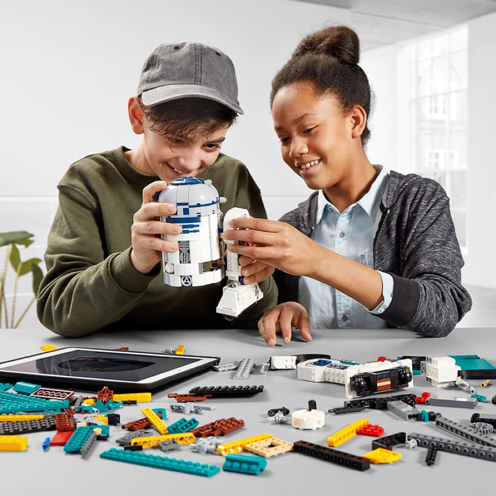 LEGO 乐高 星球大战系列 9月新品 75253 可APP编程 机器人指挥官 积木玩具 优惠码折后£144.99 海淘免运费直邮到手约¥1256