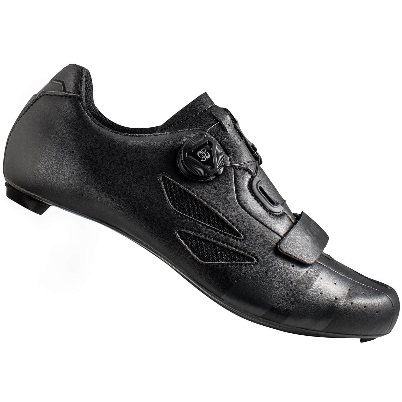 Lake CX218 Carbon Wide Fit Road Shoes