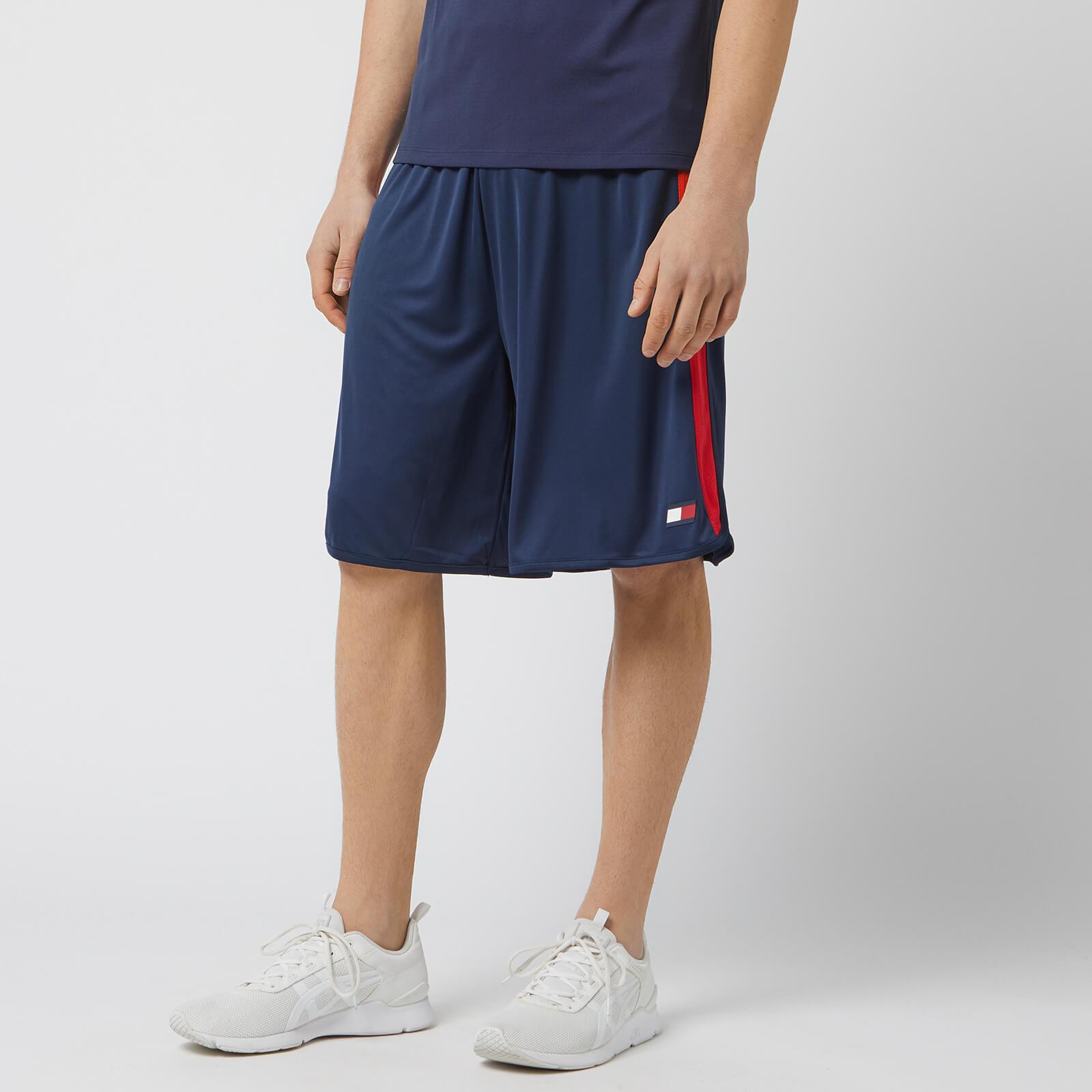 f6d8fa58 Tommy Hilfiger Sport Men's Shorts With Mesh - Sport Navy Mens Clothing    TheHut.com