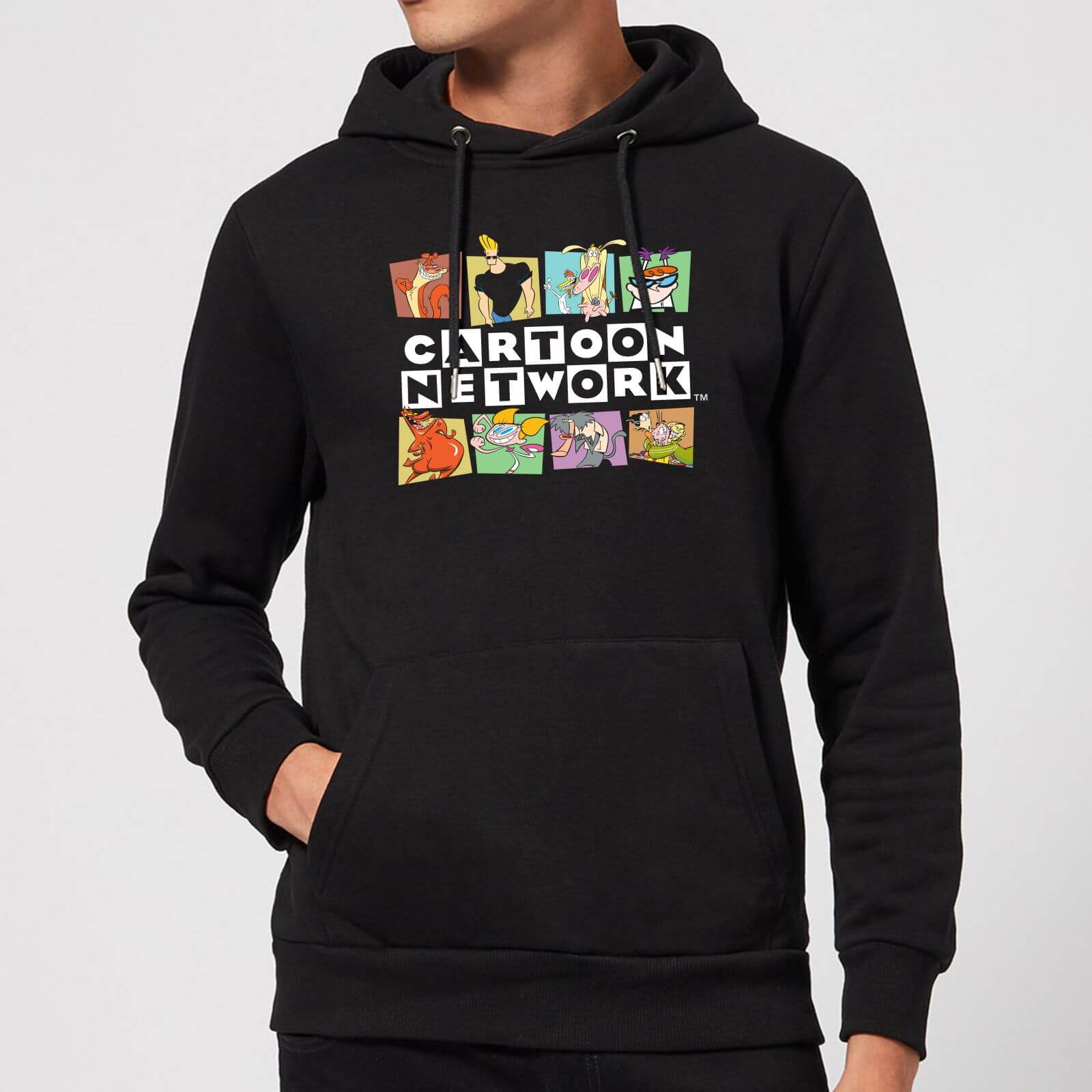 All Character Cartoon Network Hoodie Cartoon Clothing