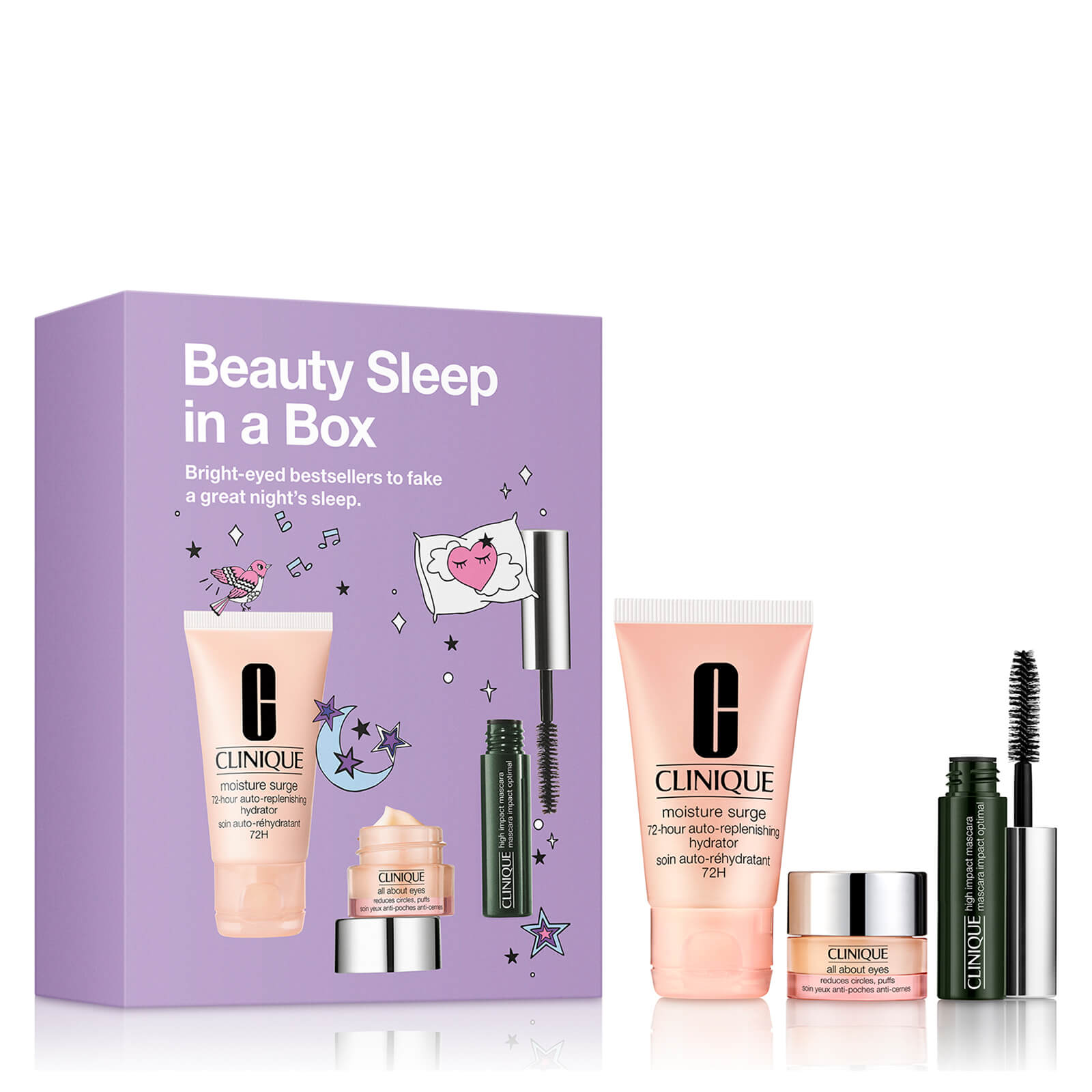 ce4bfce7562 Clinique Beauty Sleep in a Box Kit | Free Shipping | Lookfantastic